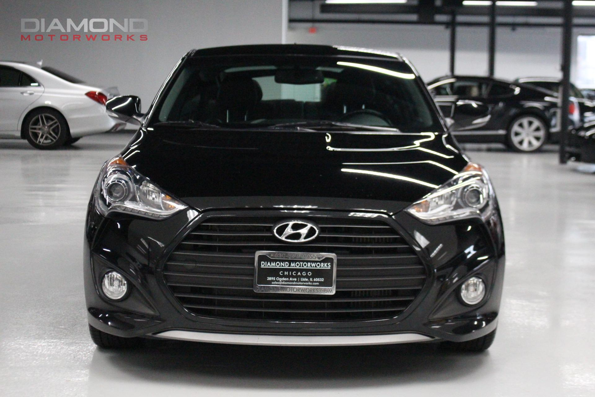 Used 2013 Hyundai Veloster Turbo