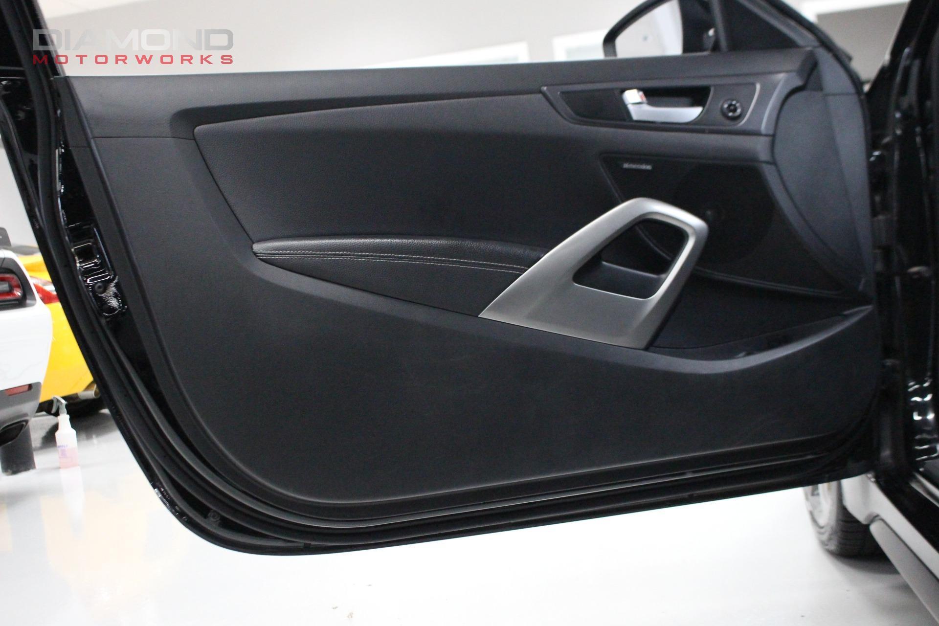 used hyundai veloster turbo manual