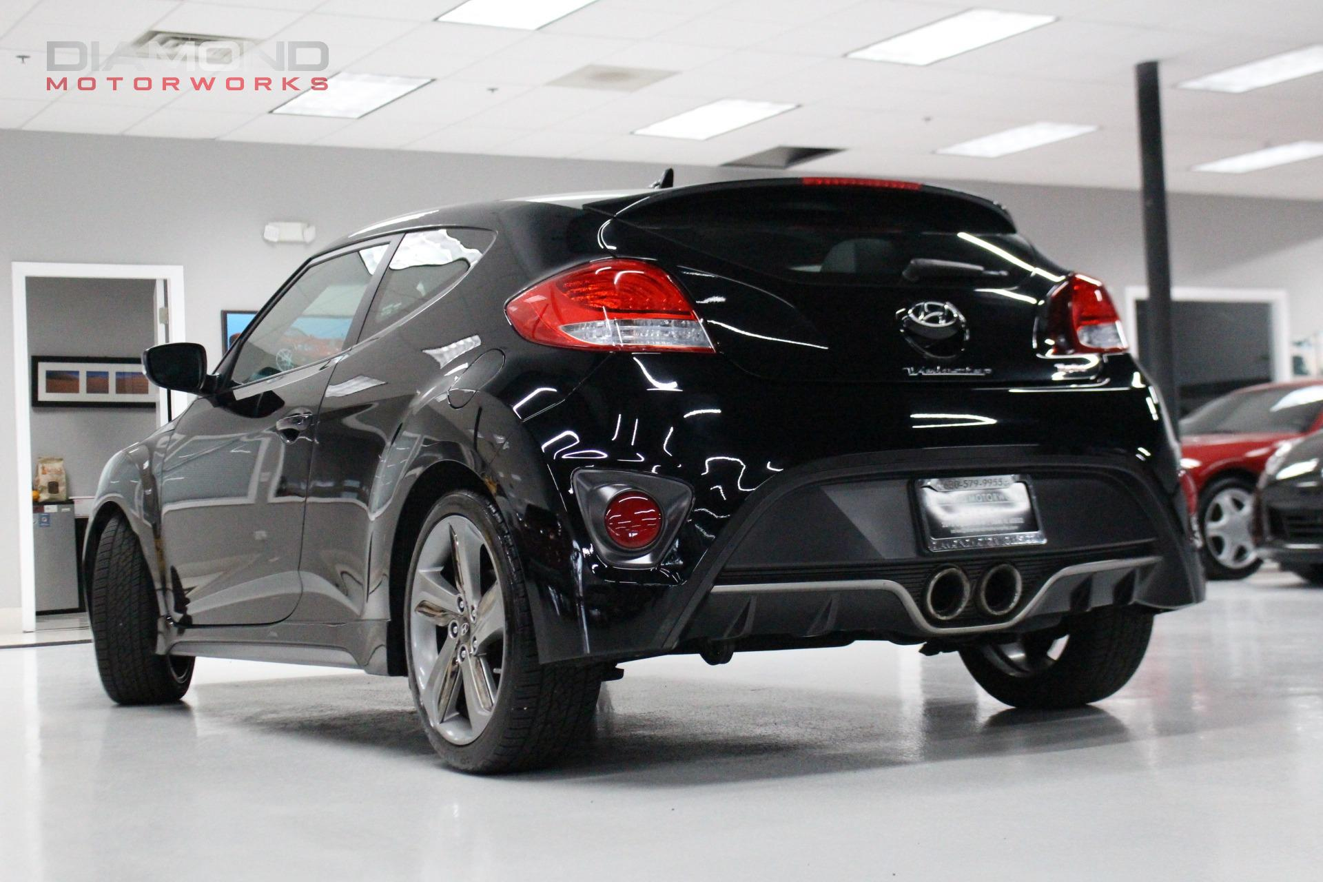 used 2013 hyundai veloster turbo. Black Bedroom Furniture Sets. Home Design Ideas