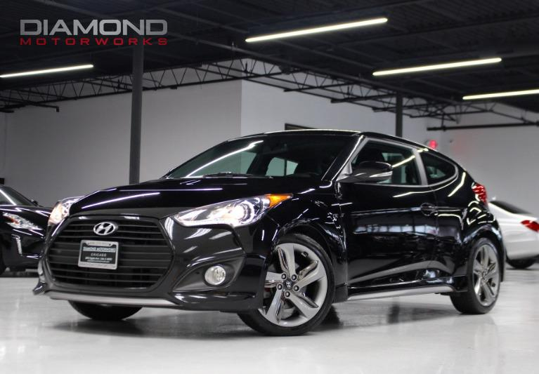 2013 Hyundai Veloster Turbo Stock 163467 For Sale Near