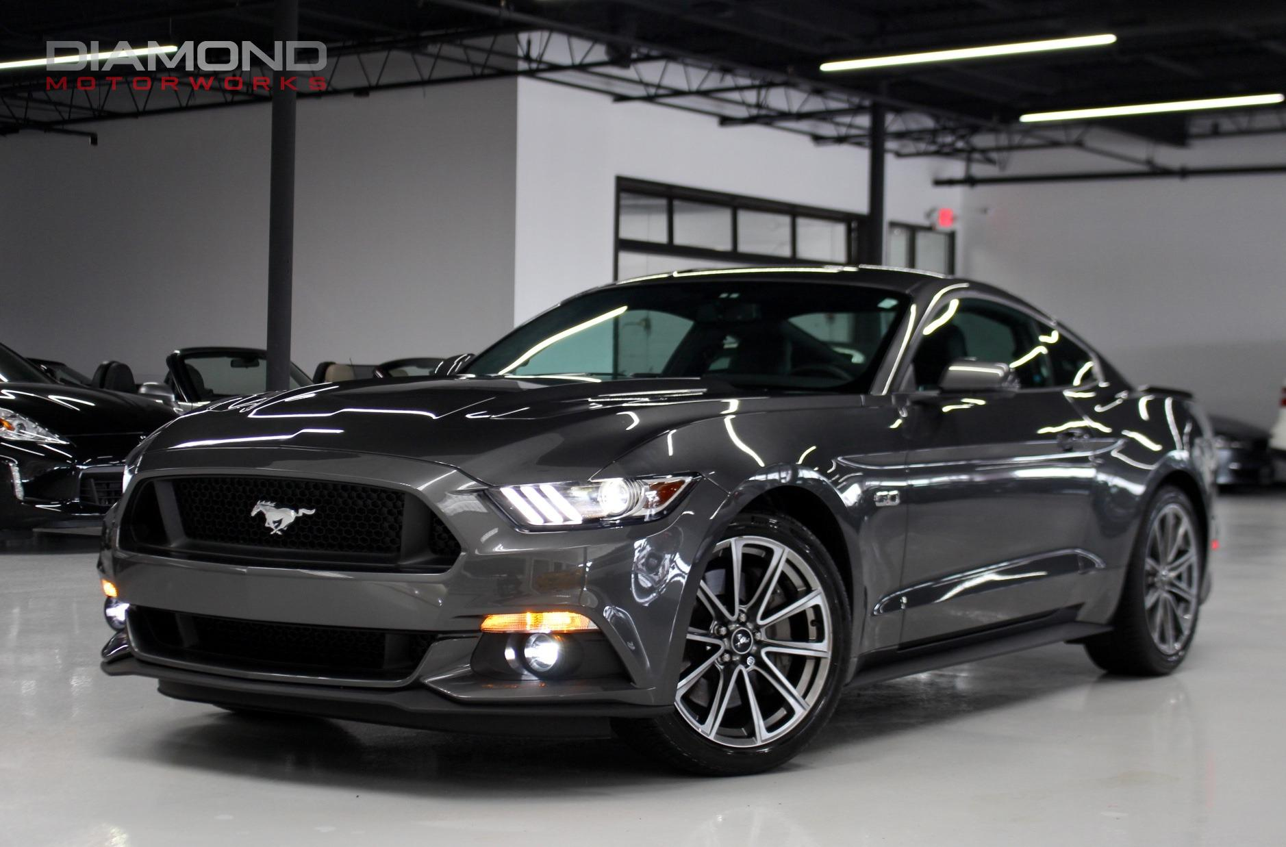 used 2017 ford mustang gt premium lisle il. Black Bedroom Furniture Sets. Home Design Ideas