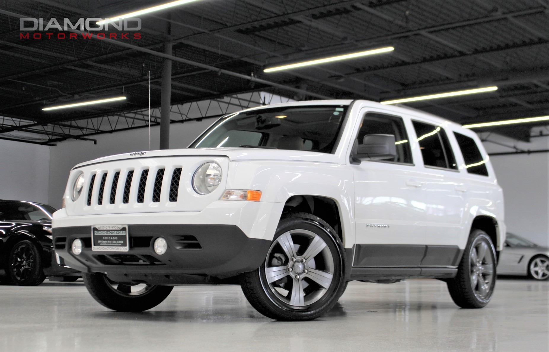 2015 jeep patriot high altitude edition stock 139449 for for General motors near me