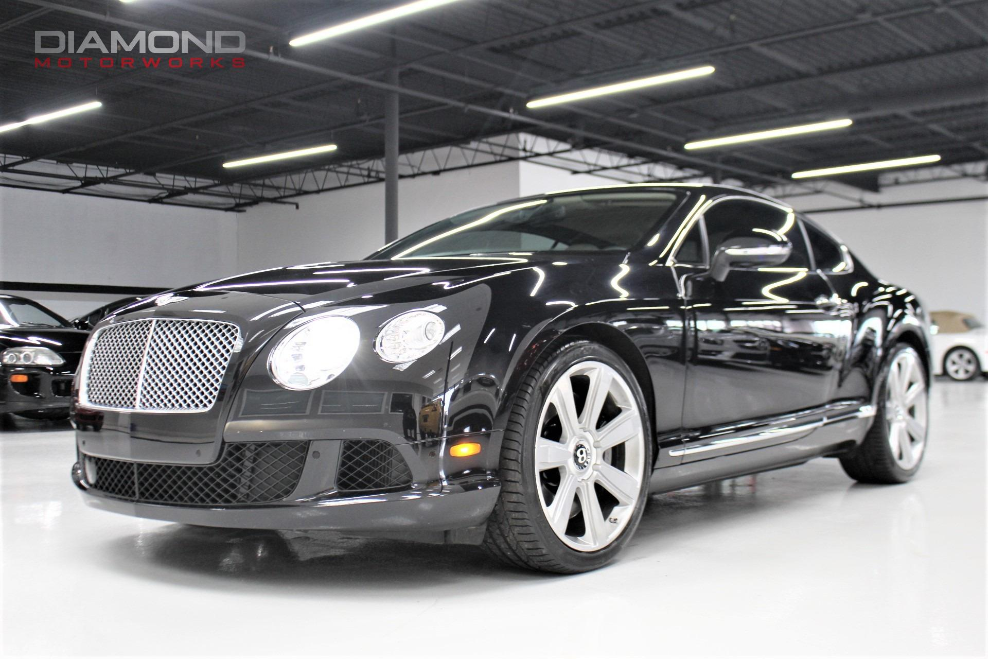 2012 Bentley Continental GT Stock for sale near Lisle IL