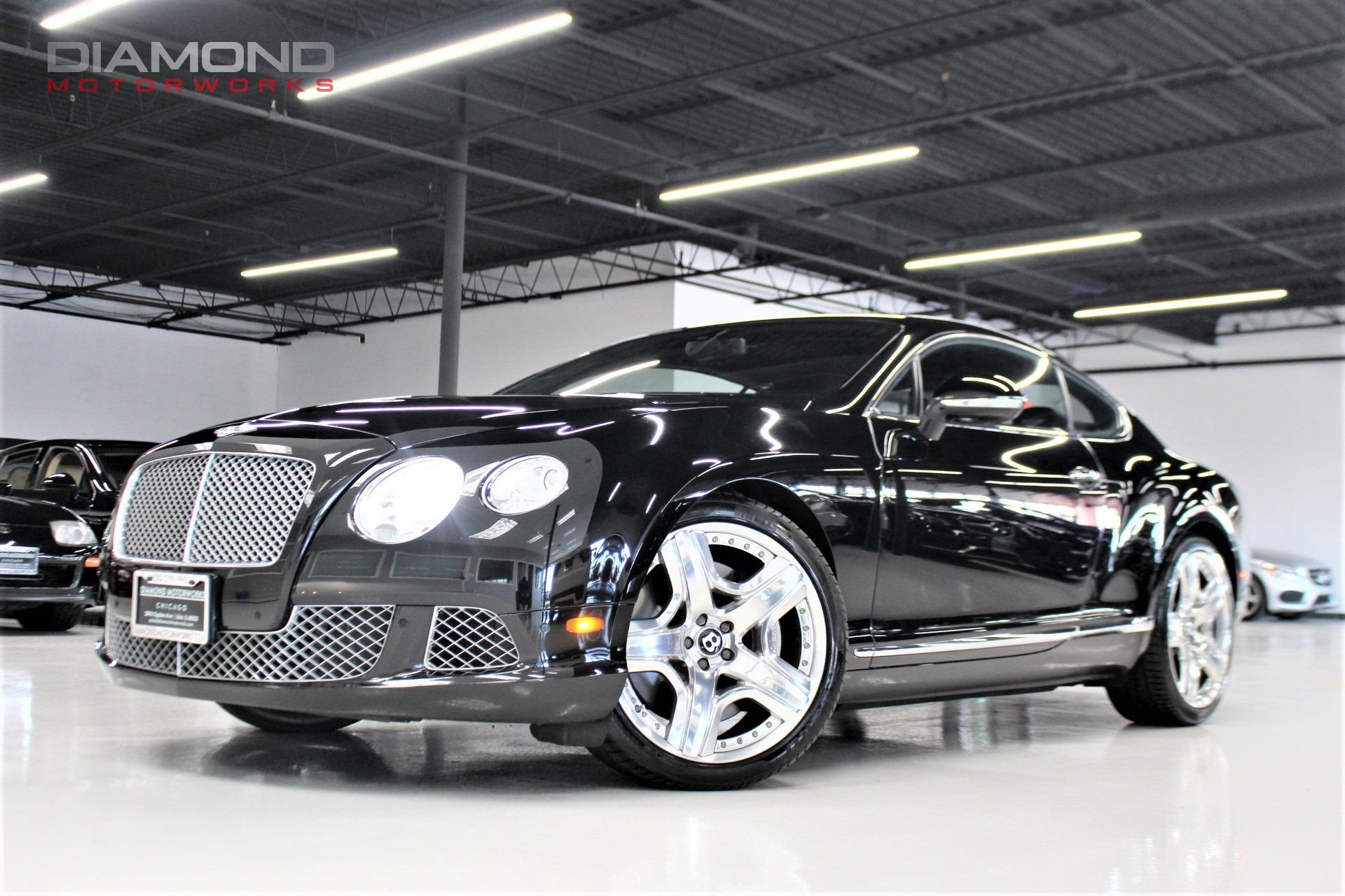 used 2012 bentley continental gt lisle il. Black Bedroom Furniture Sets. Home Design Ideas