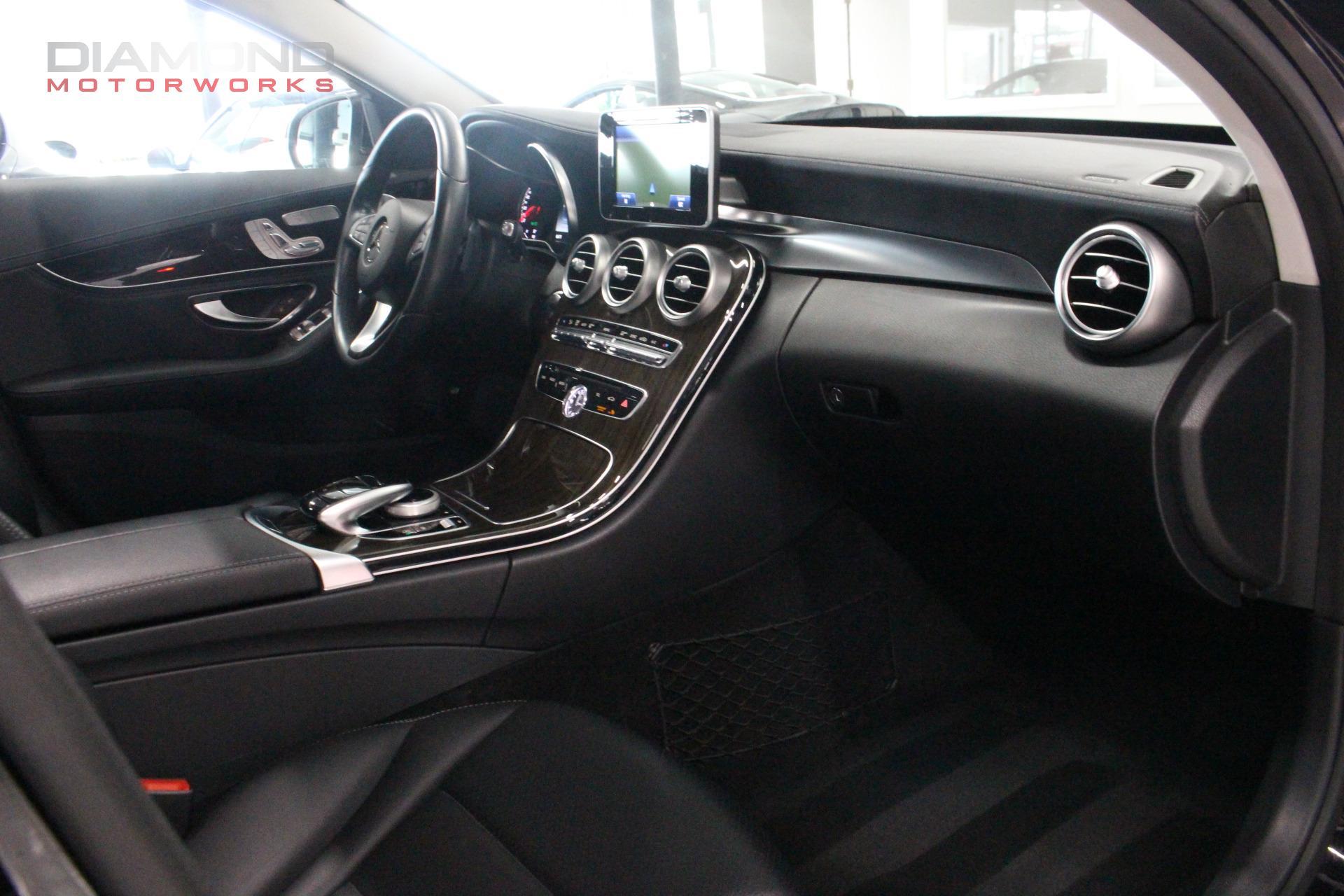2015 Mercedes Benz C Class C 300 4MATIC Stock for sale near