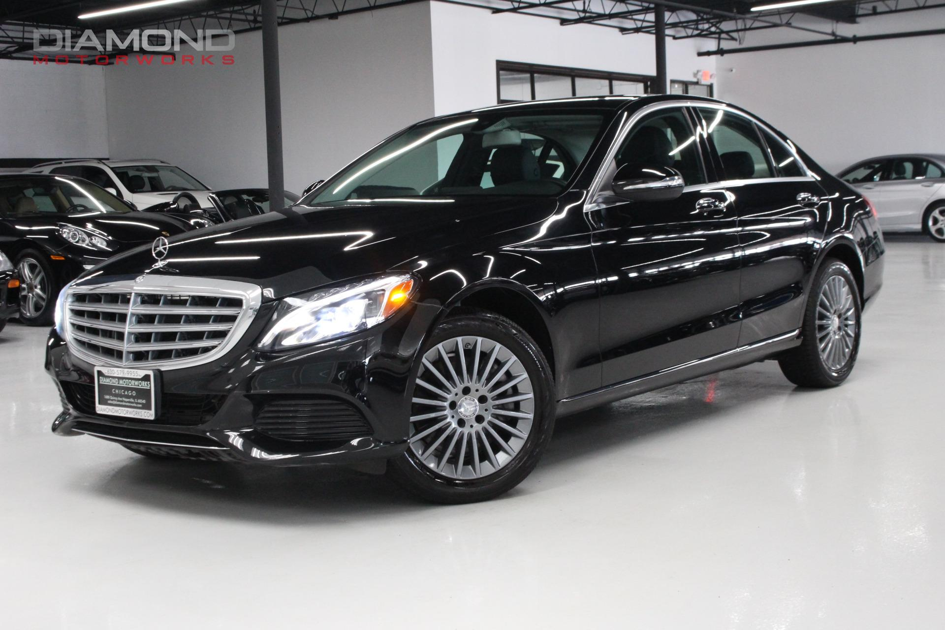 2015 Mercedes Benz C Class C 300 4MATIC Stock for sale near
