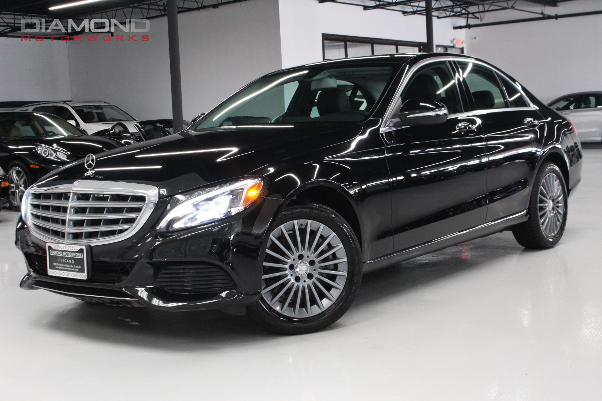 2015 mercedes benz c class c 300 4matic stock 014752 for sale near lisle il il mercedes. Black Bedroom Furniture Sets. Home Design Ideas