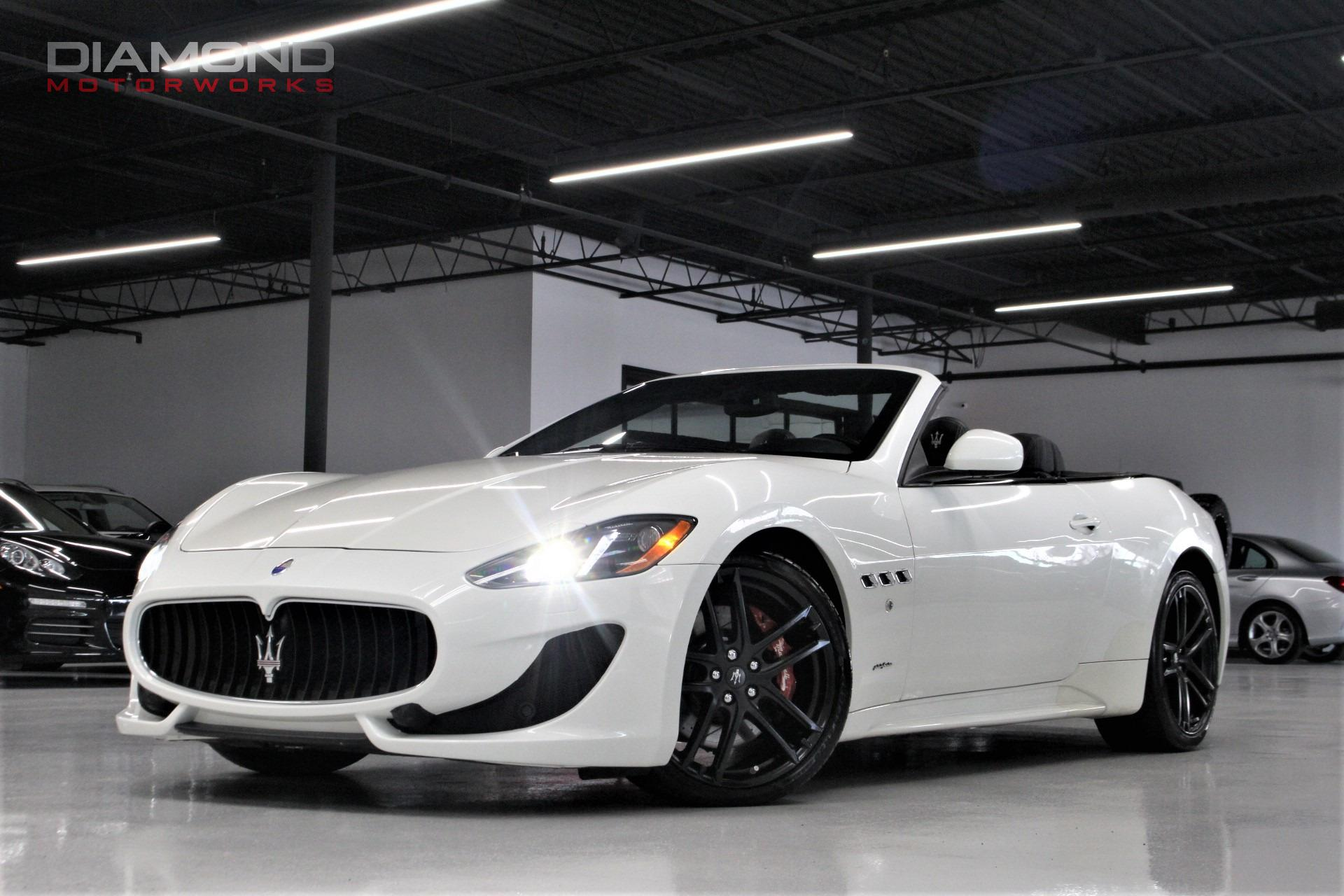 used 2014 maserati granturismo sport lisle il. Black Bedroom Furniture Sets. Home Design Ideas