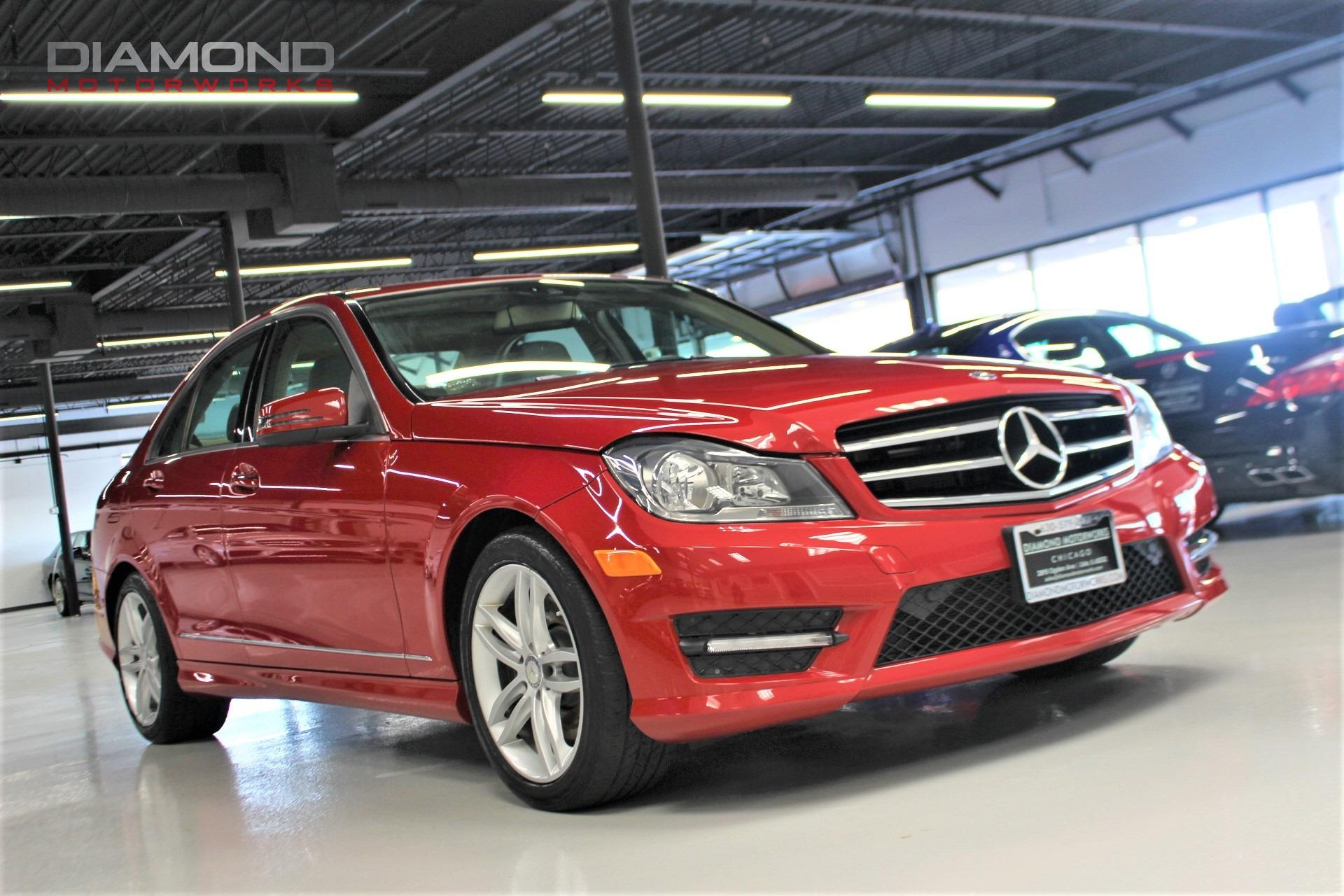mercedes c class 2014 manual