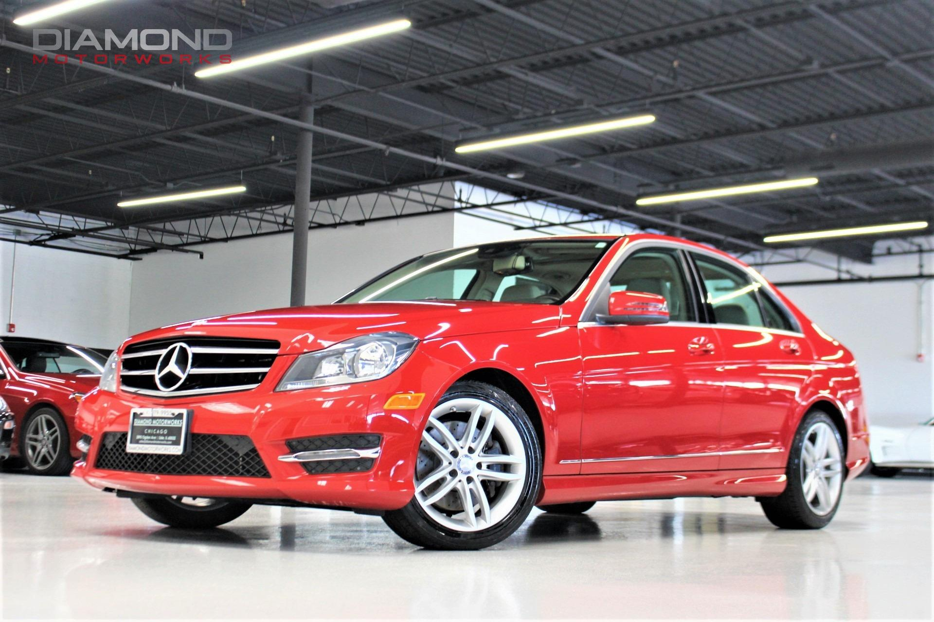 2014 mercedes benz c class c 300 sport 4matic stock for Mercedes benz c class 300 for sale