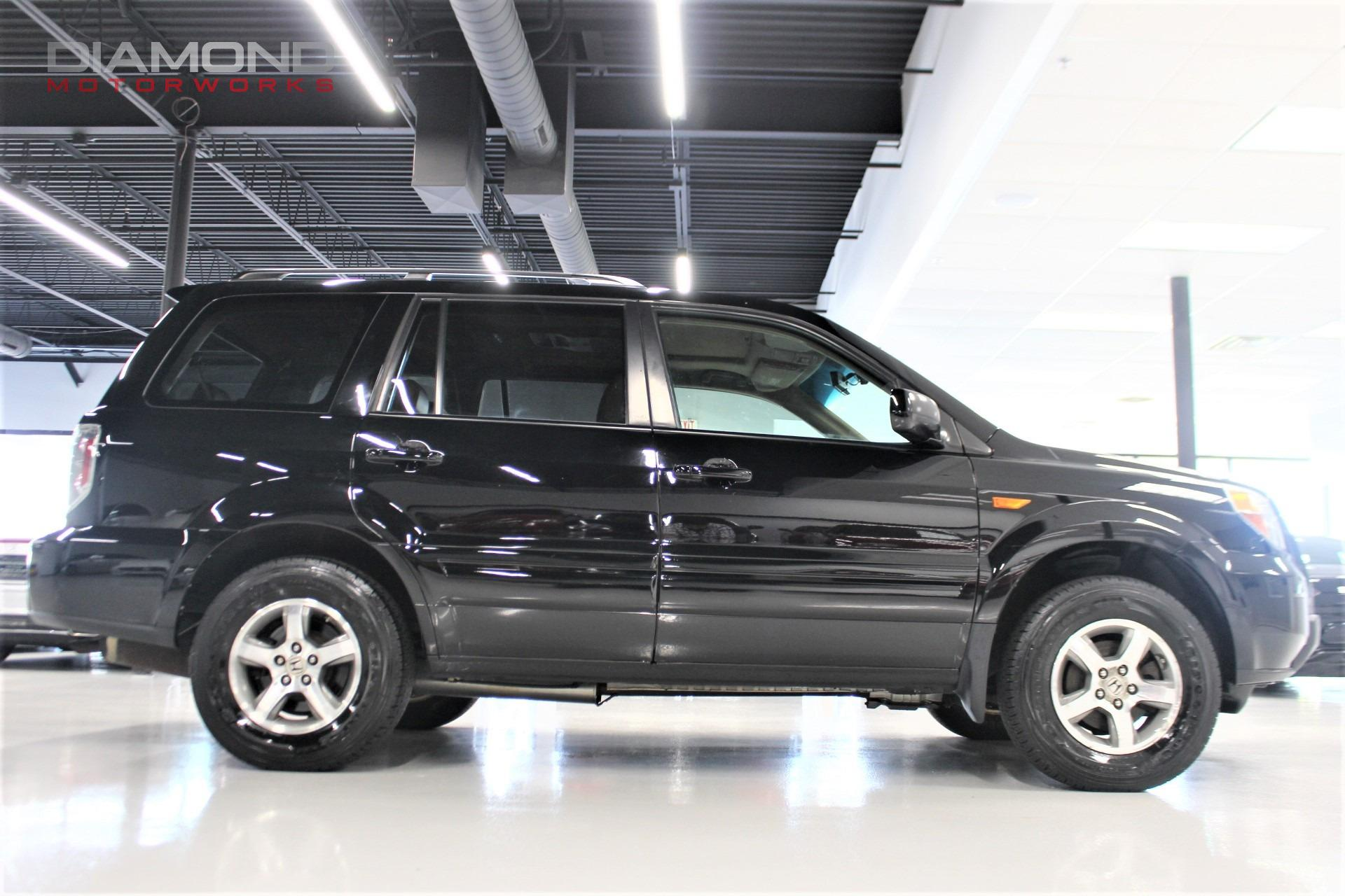 used 2007 honda pilot ex l w dvd. Black Bedroom Furniture Sets. Home Design Ideas