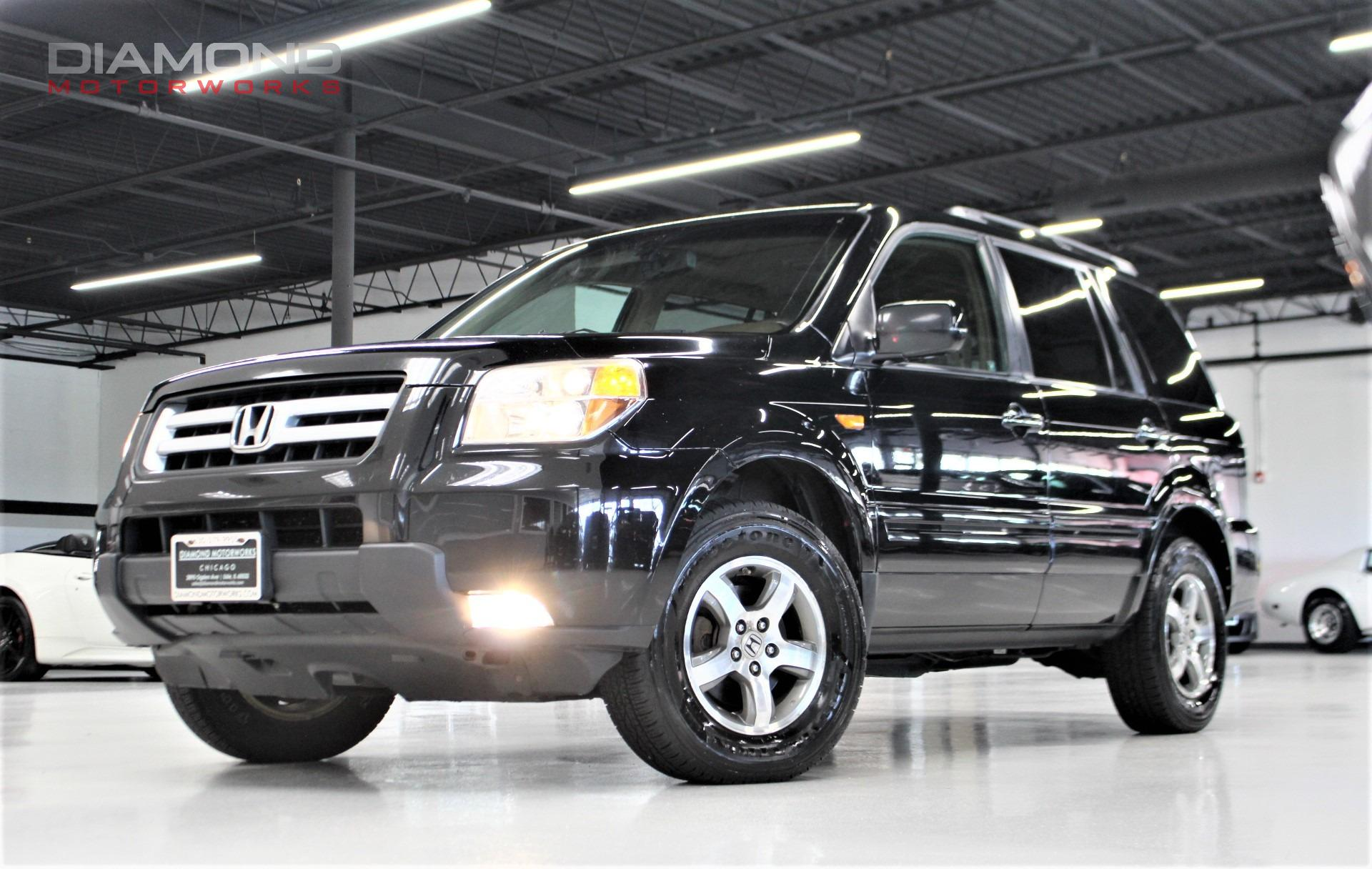 Used Honda Pilot For Sale Near Me >> 2007 Honda Pilot EX-L w/DVD Stock # 526479 for sale near ...