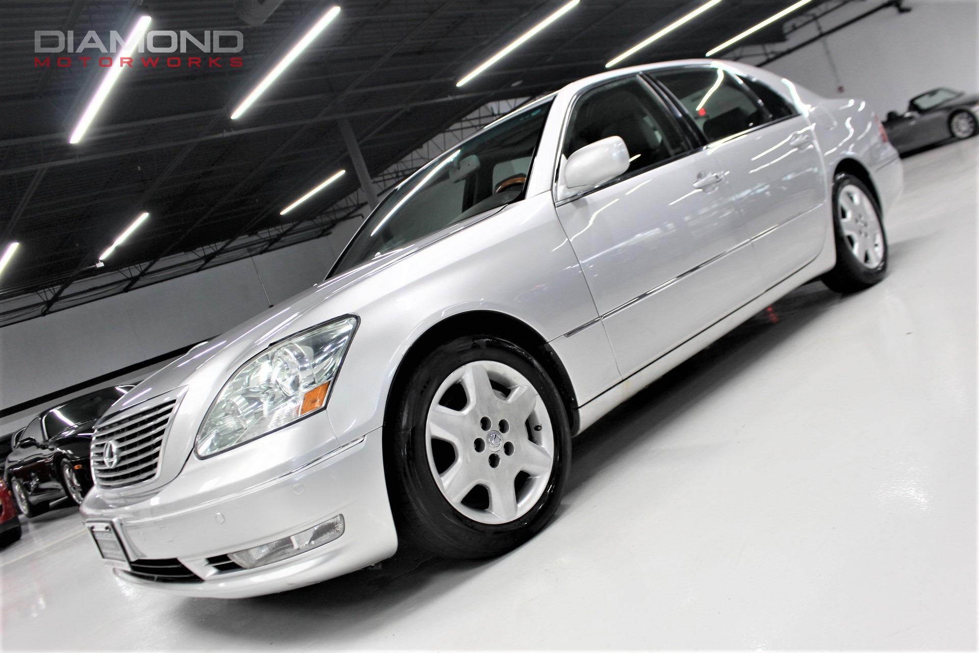 Used-2004-Lexus-LS-430
