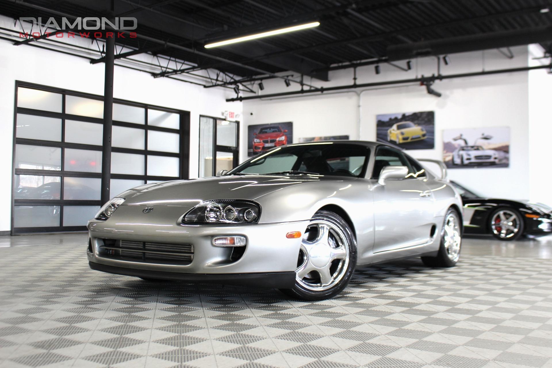 1998 Toyota Supra Turbo Stock # 001480 for sale near Lisle, IL | IL ...