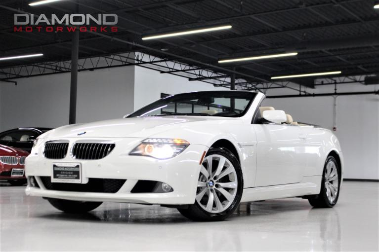 2008 Bmw 6 Series 650i Stock X63857 For Near Lisle