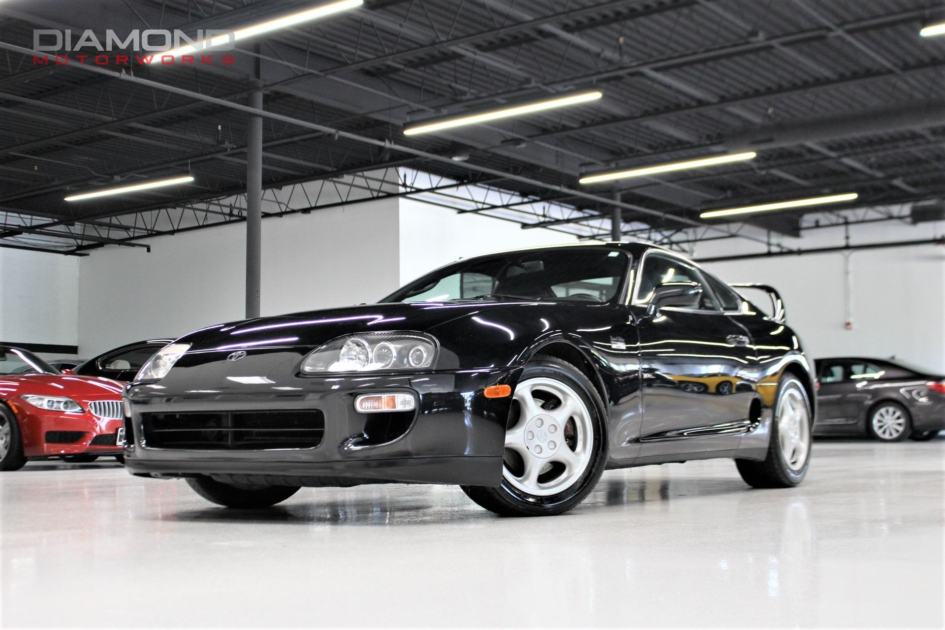 sale for toyota with supra