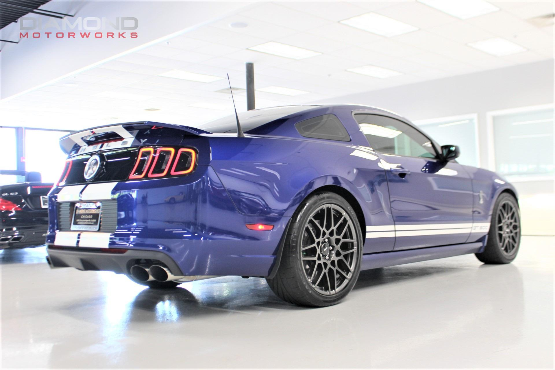 2014 Ford Shelby Gt500 Stock 276078 For Sale Near Lisle