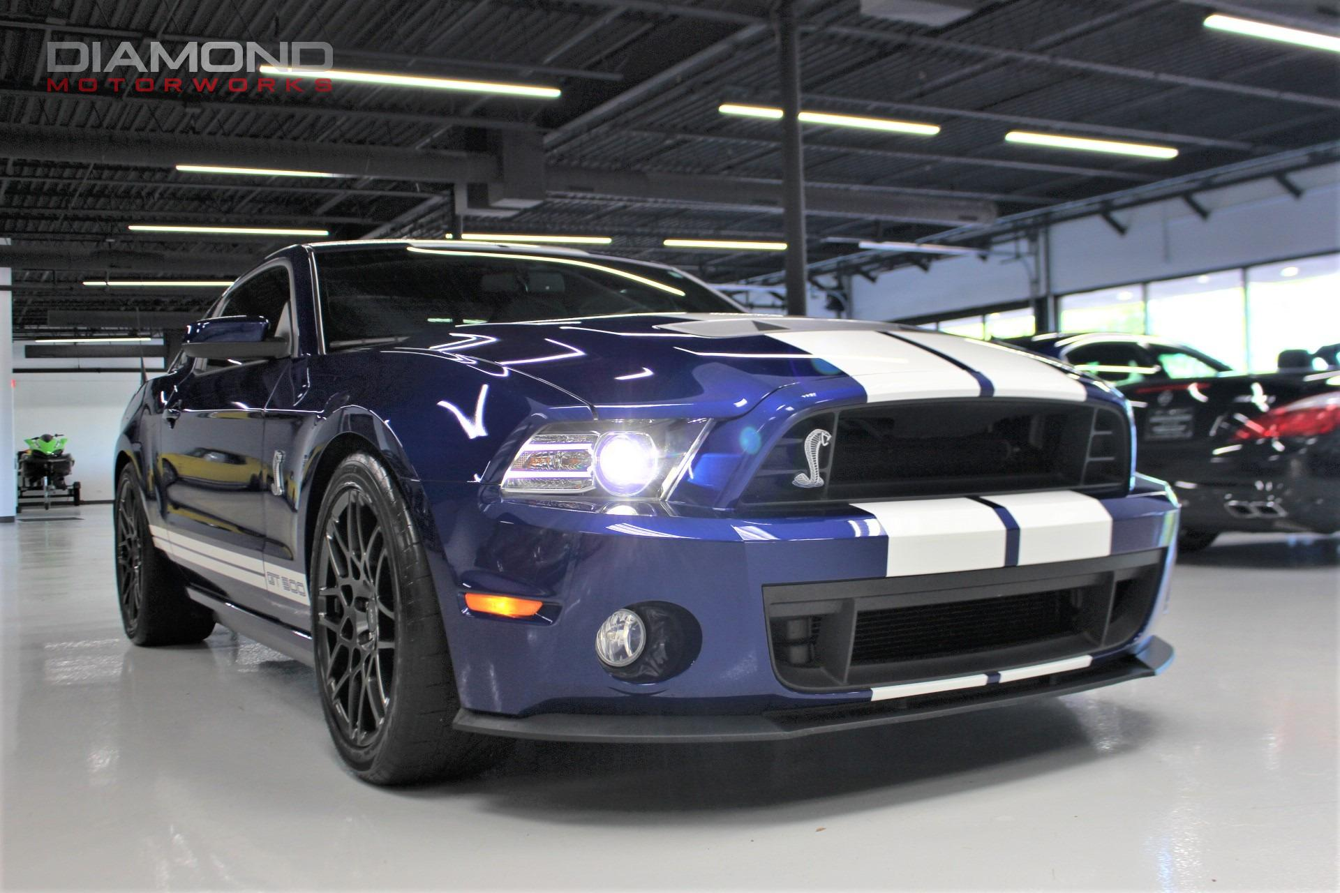 Used 2014 ford shelby gt500