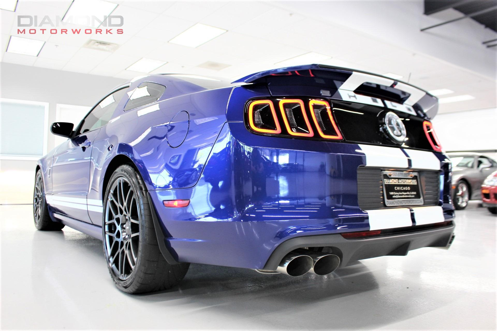 2014 Ford Shelby GT500 Stock # 276078 for sale near Lisle ...