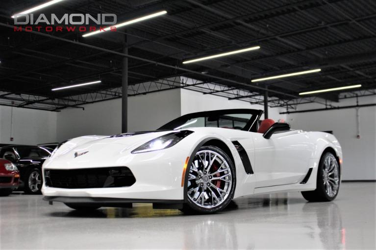 2016 Chevrolet Corvette Z06 3LZ Stock # 602604 for sale near Lisle