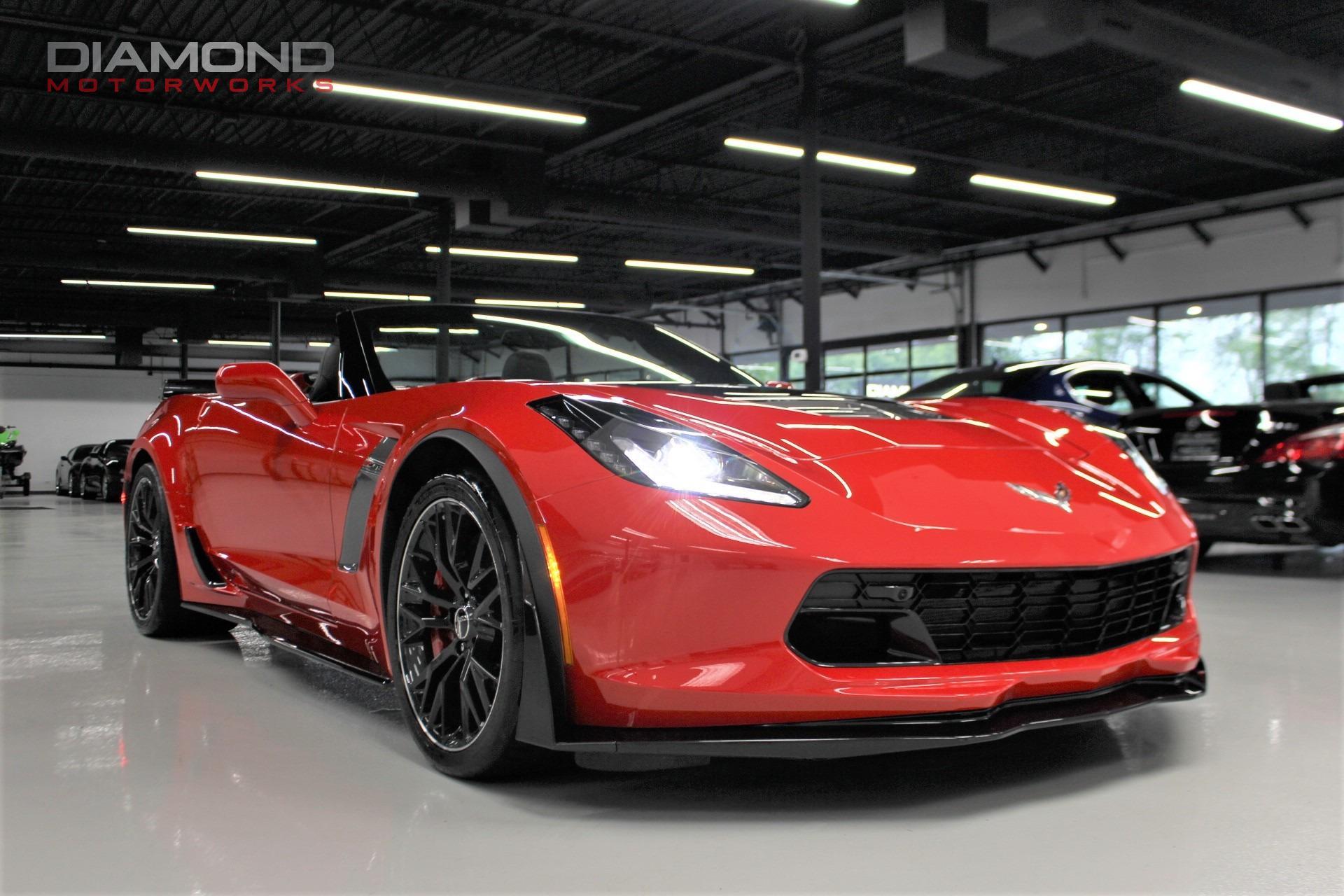 2016 Corvette Z07 >> 2016 Chevrolet Corvette Z06 3LZ Z07 Package Stock # 608436