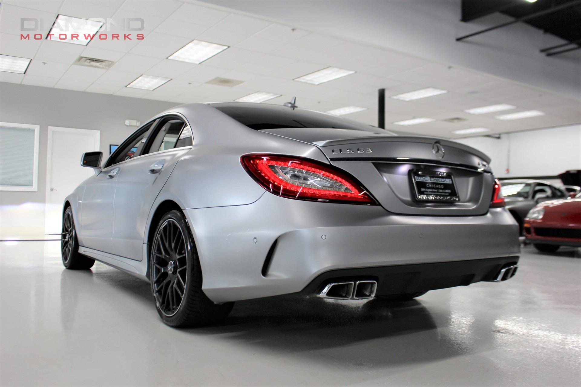 2015 Mercedes Benz CLS 63 AMG S CLS 63 AMG S Model Stock