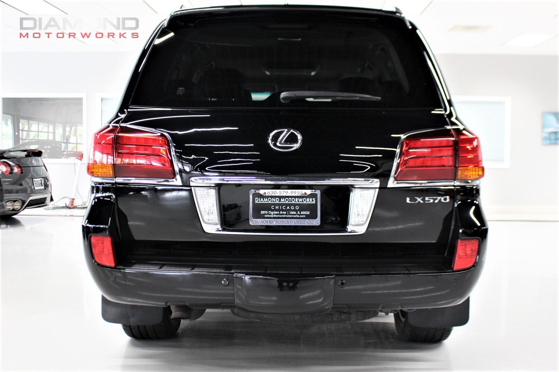 2011 Lexus LX 570 Stock # 081505 for sale near Lisle, IL