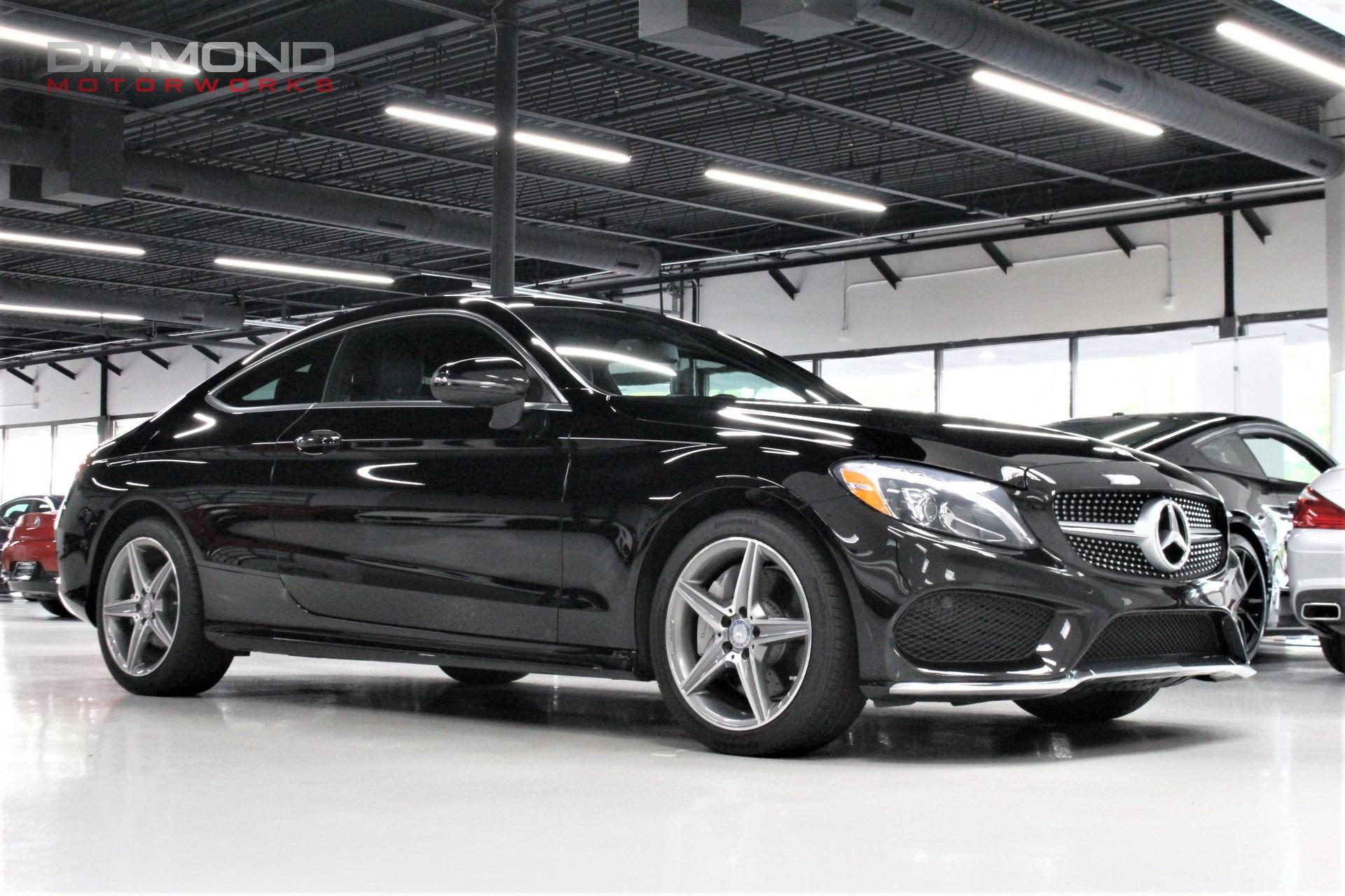 2017 mercedes benz c class c 300 4matic amg stock 410291 for sale near lisle il il mercedes. Black Bedroom Furniture Sets. Home Design Ideas