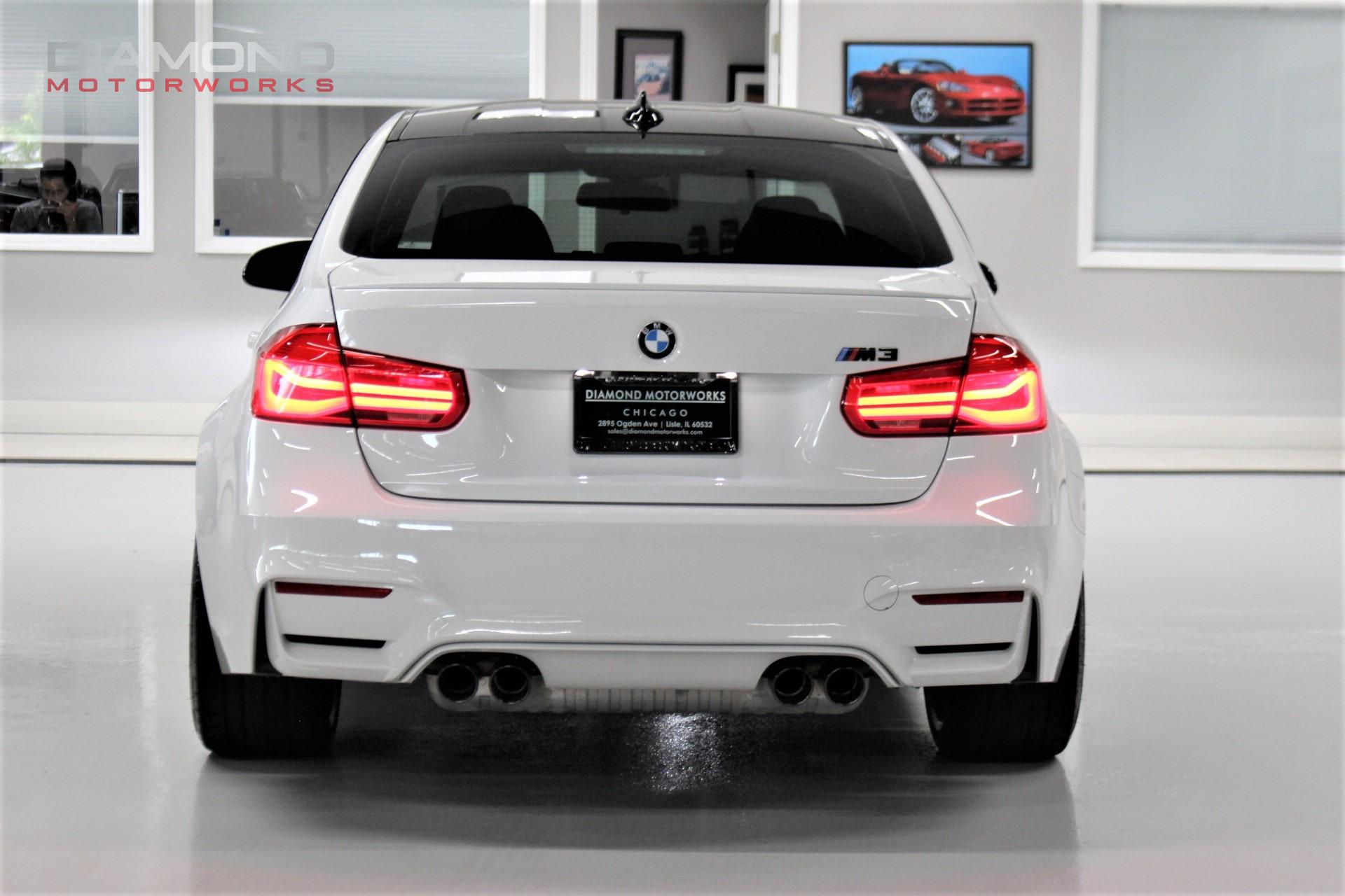 2018 Bmw M3 Competition Package Stock J78596 For Sale