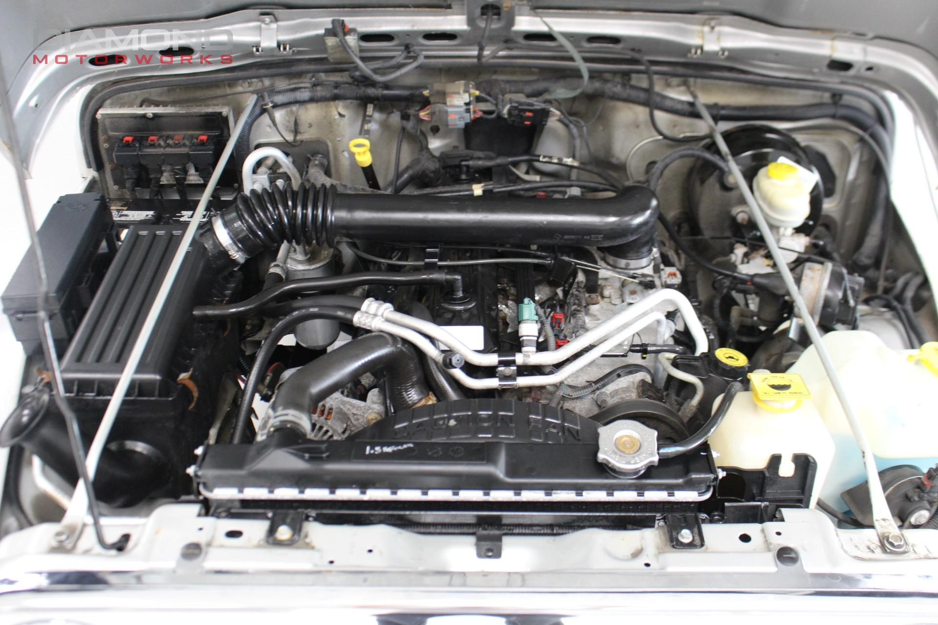 2006 Jeep Wrangler Unlimited Stock 712445 For Sale Near Lisle Il Fuel Filter Used