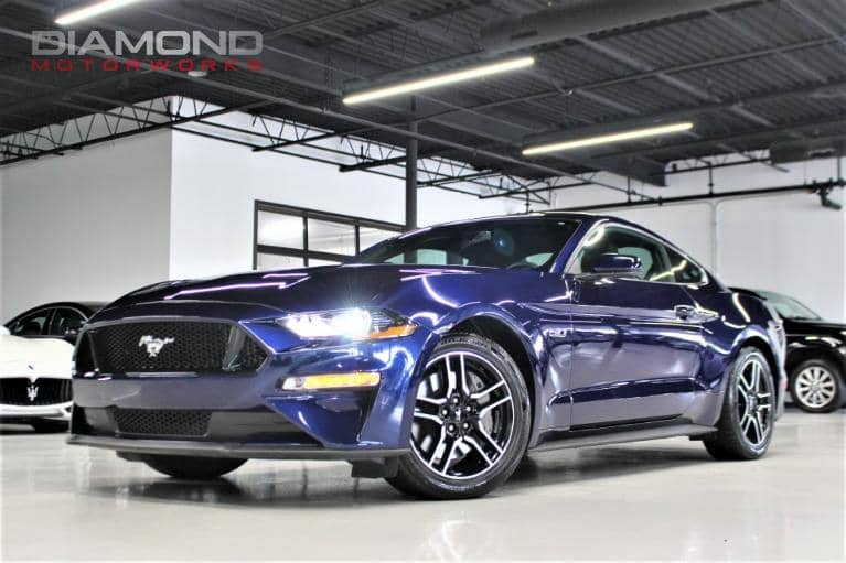 2018 Mustang Gt For Sale >> 2018 Ford Mustang Gt Stock 121037 For Sale Near Lisle Il