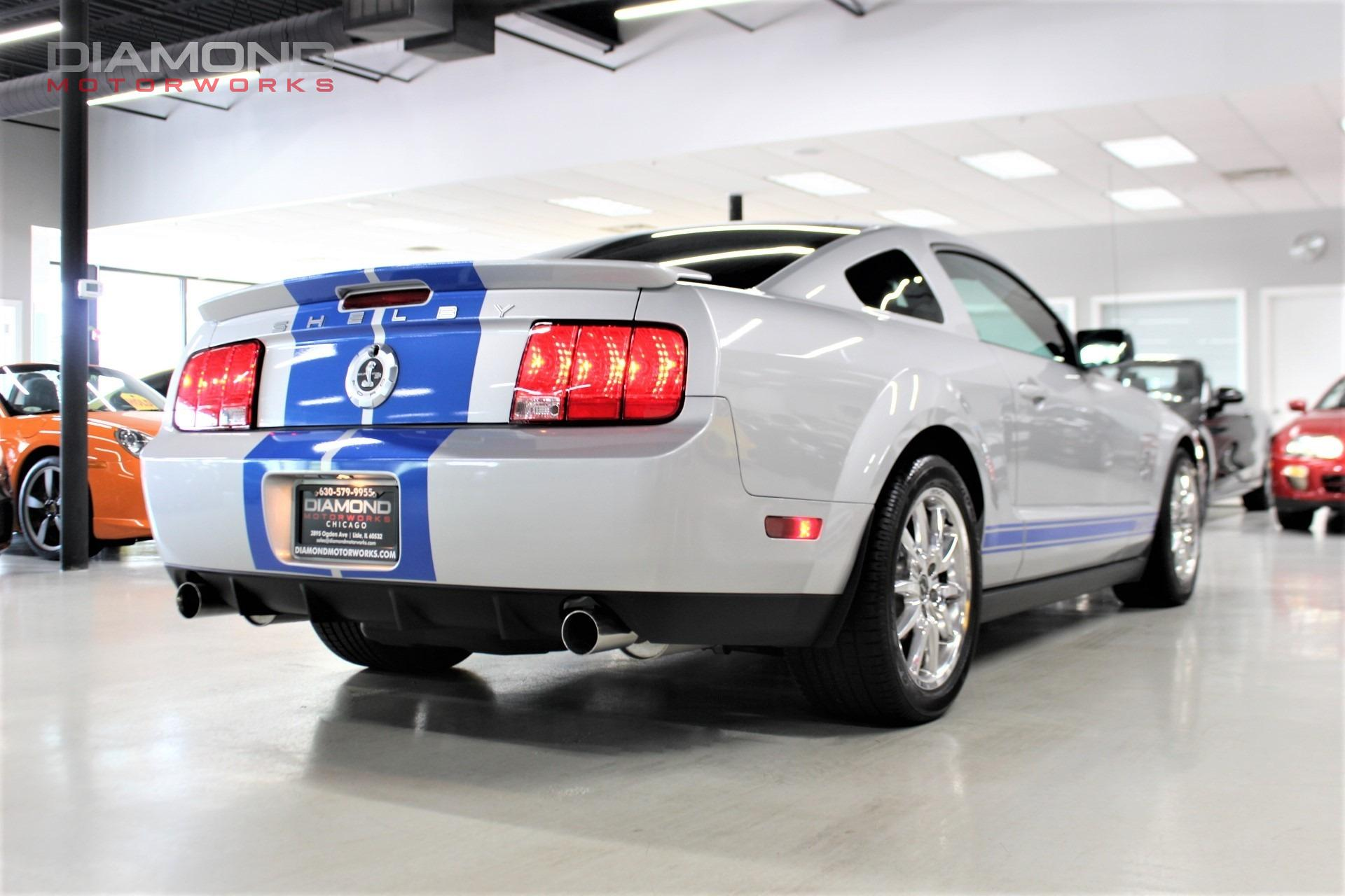 Used-2008-Ford-Shelby-GT500KR