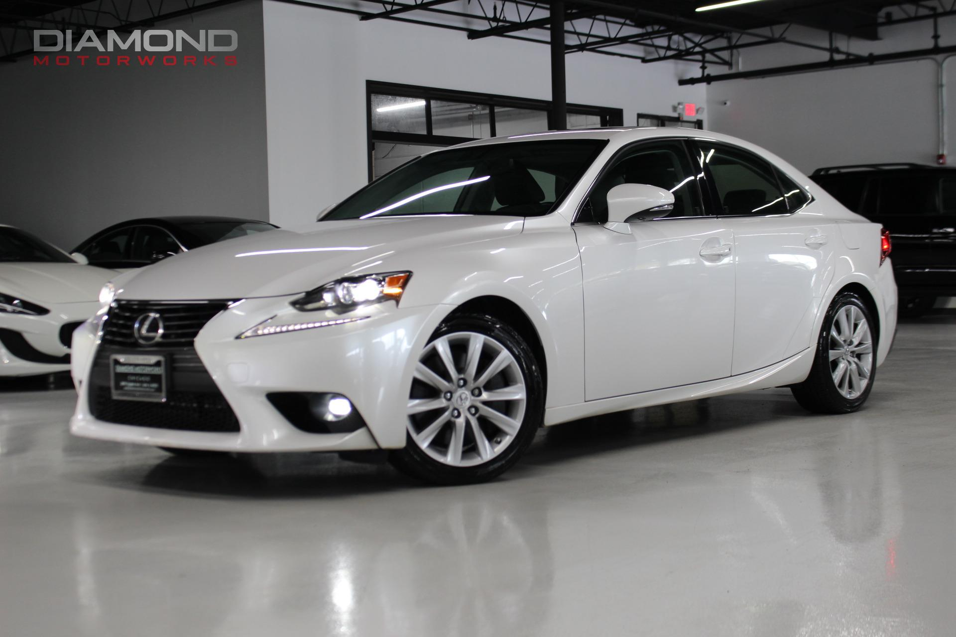 2016 Lexus Is 300 Stock 004917 For Sale Near Lisle Il