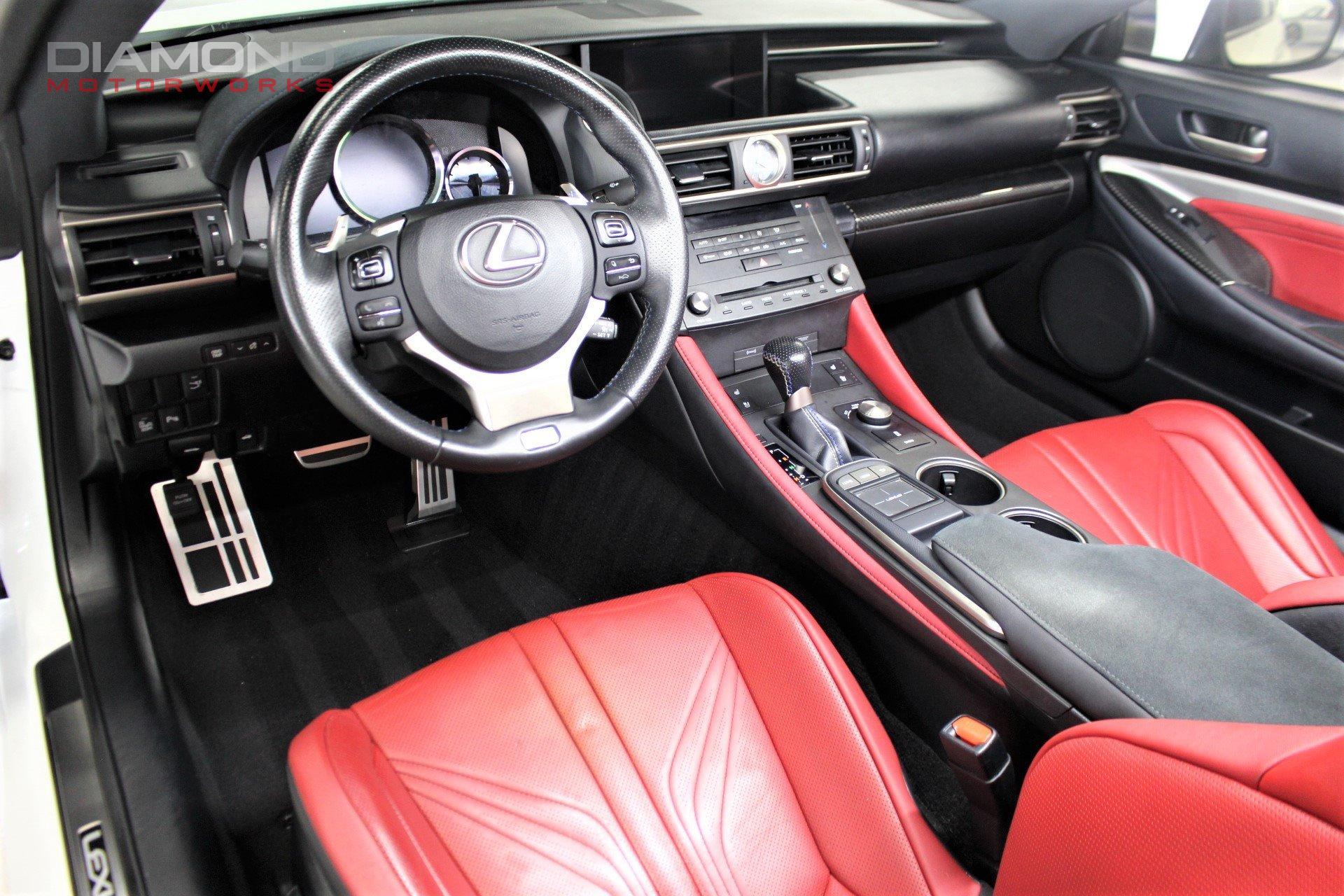 Used-2016-Lexus-RC-F