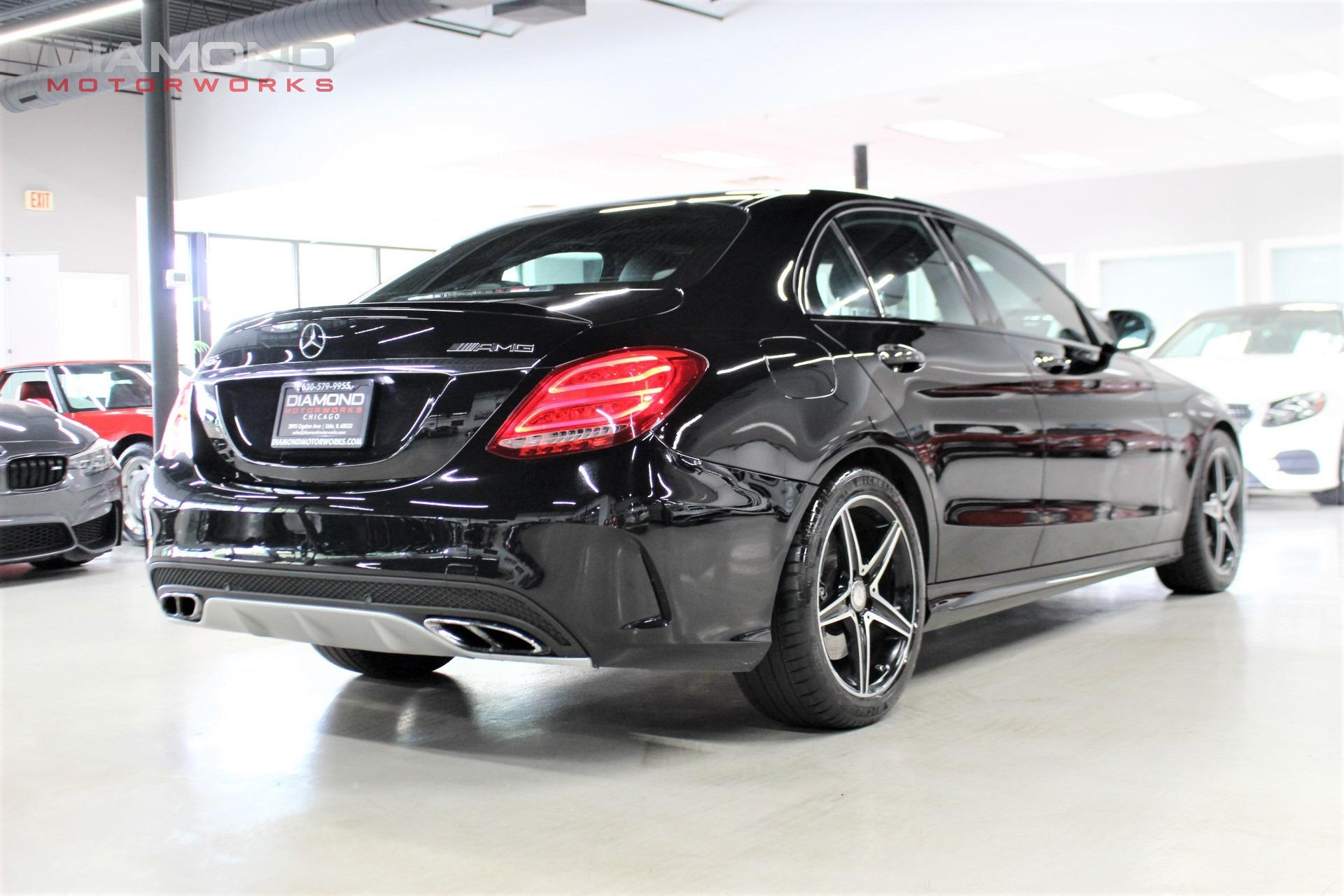 Used-2016-Mercedes-Benz-C-Class-C-450-AMG