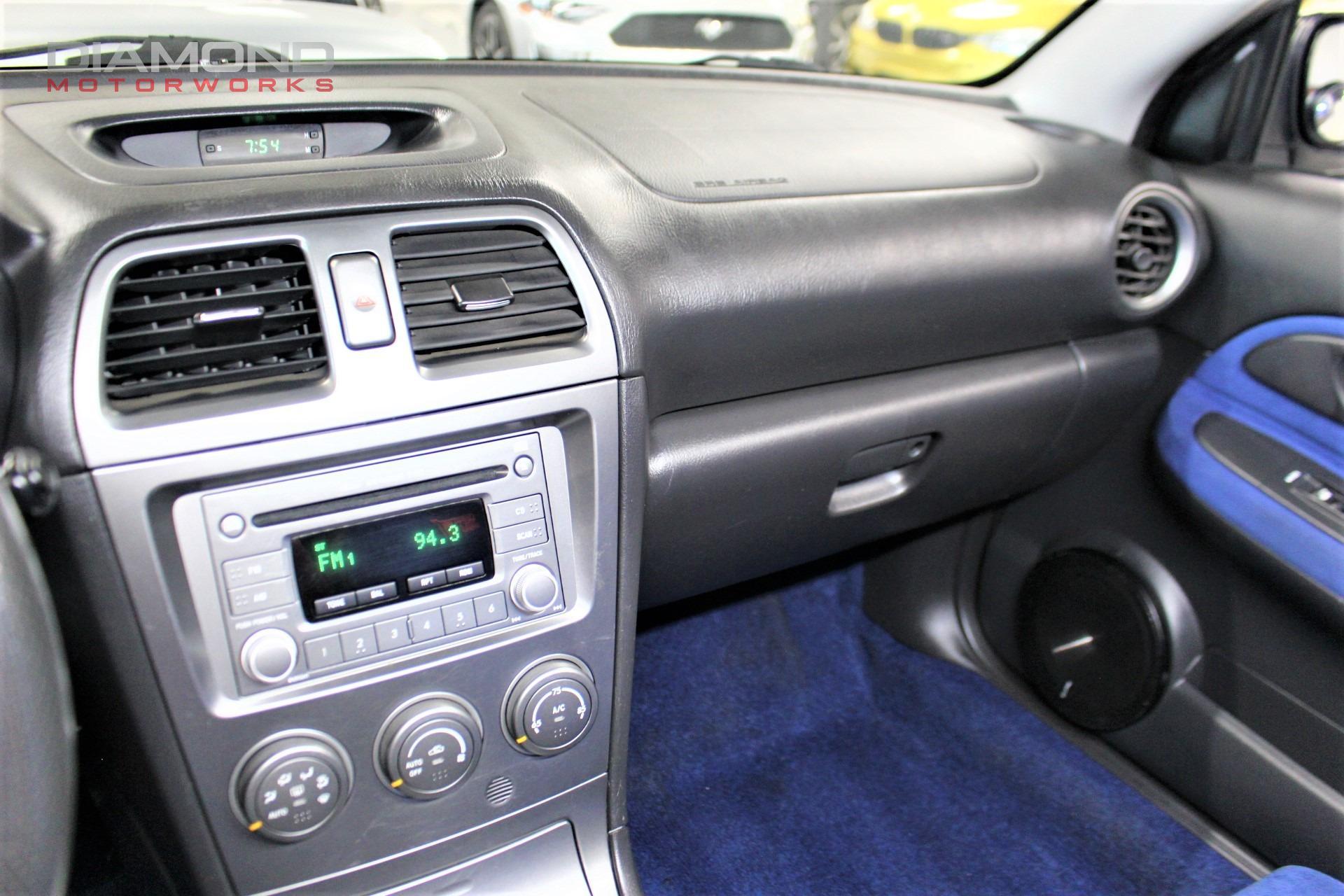 2005 Subaru Impreza WRX STI Stock # 520807 for sale near