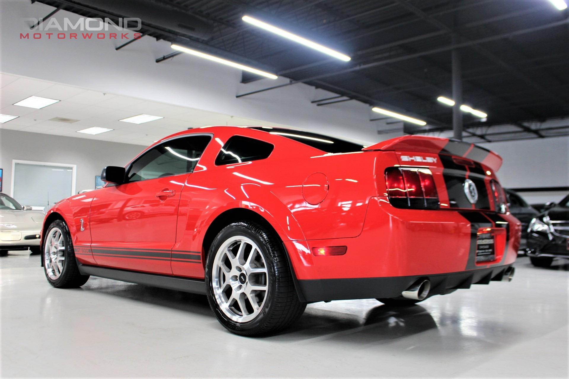 Used-2009-Ford-Shelby-GT500-Supersnake-750HP-Kit