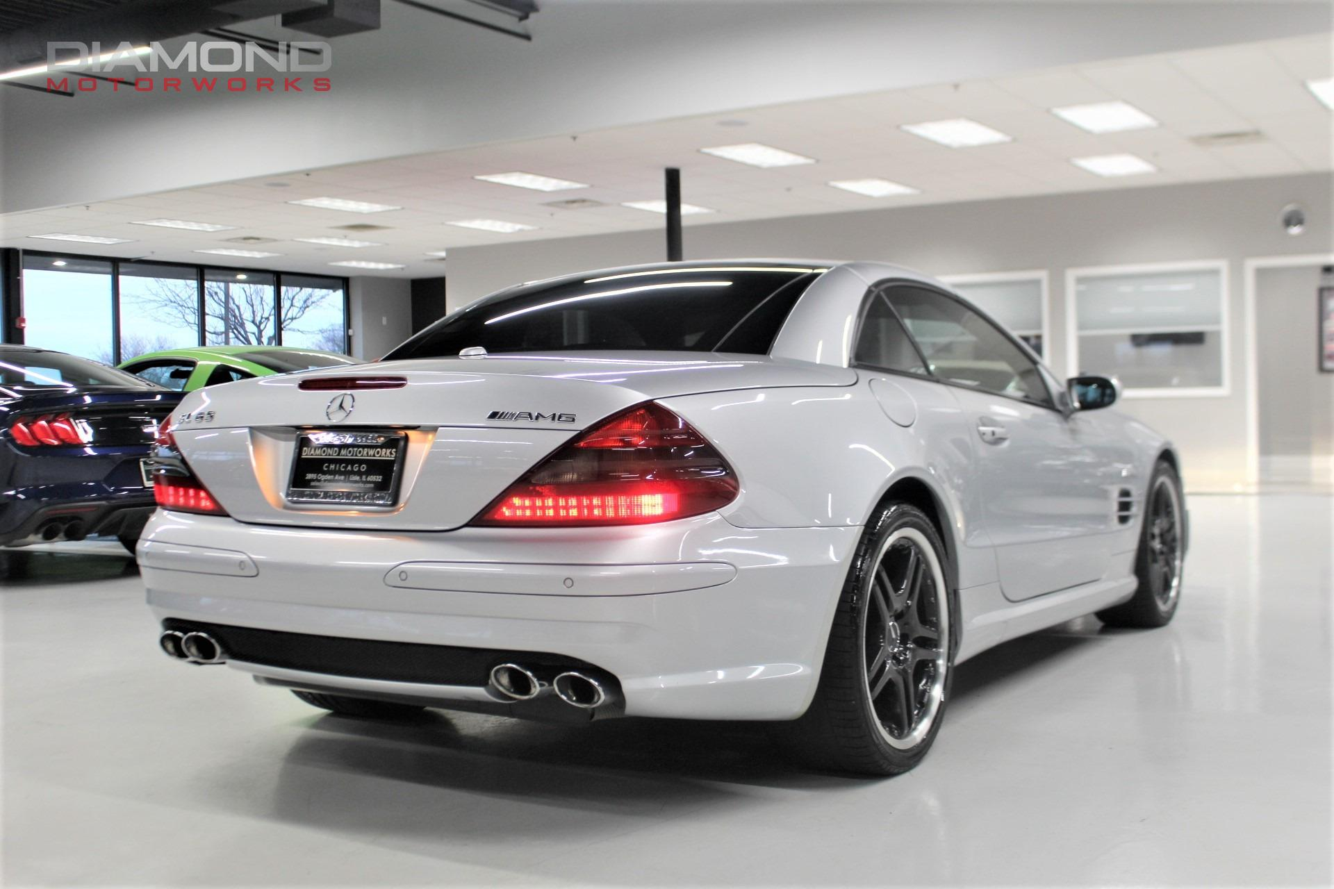 2006 Mercedes Benz SL Class SL 65 AMG Stock for sale near