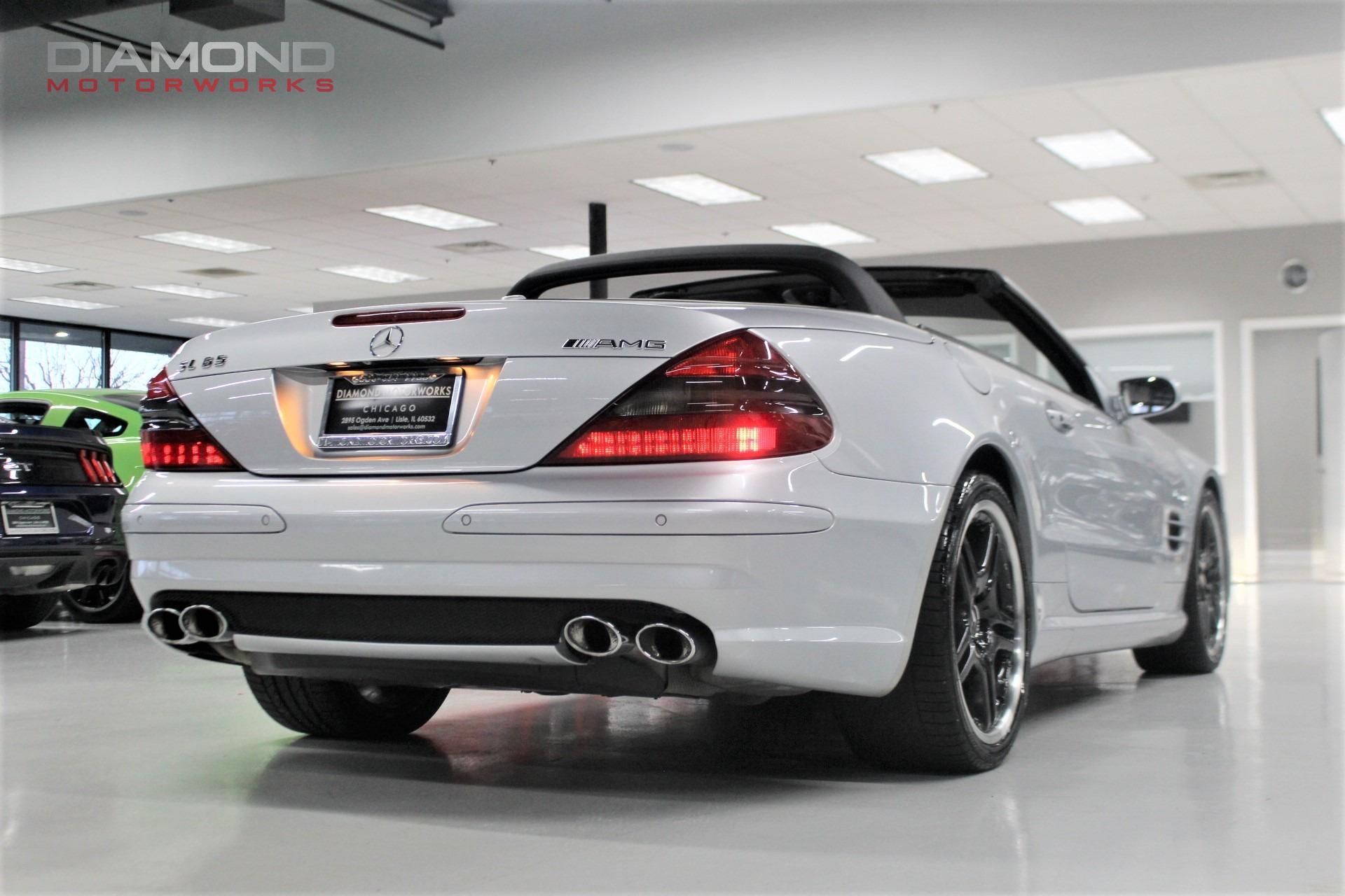 Used-2006-Mercedes-Benz-SL-Class-SL-65-AMG