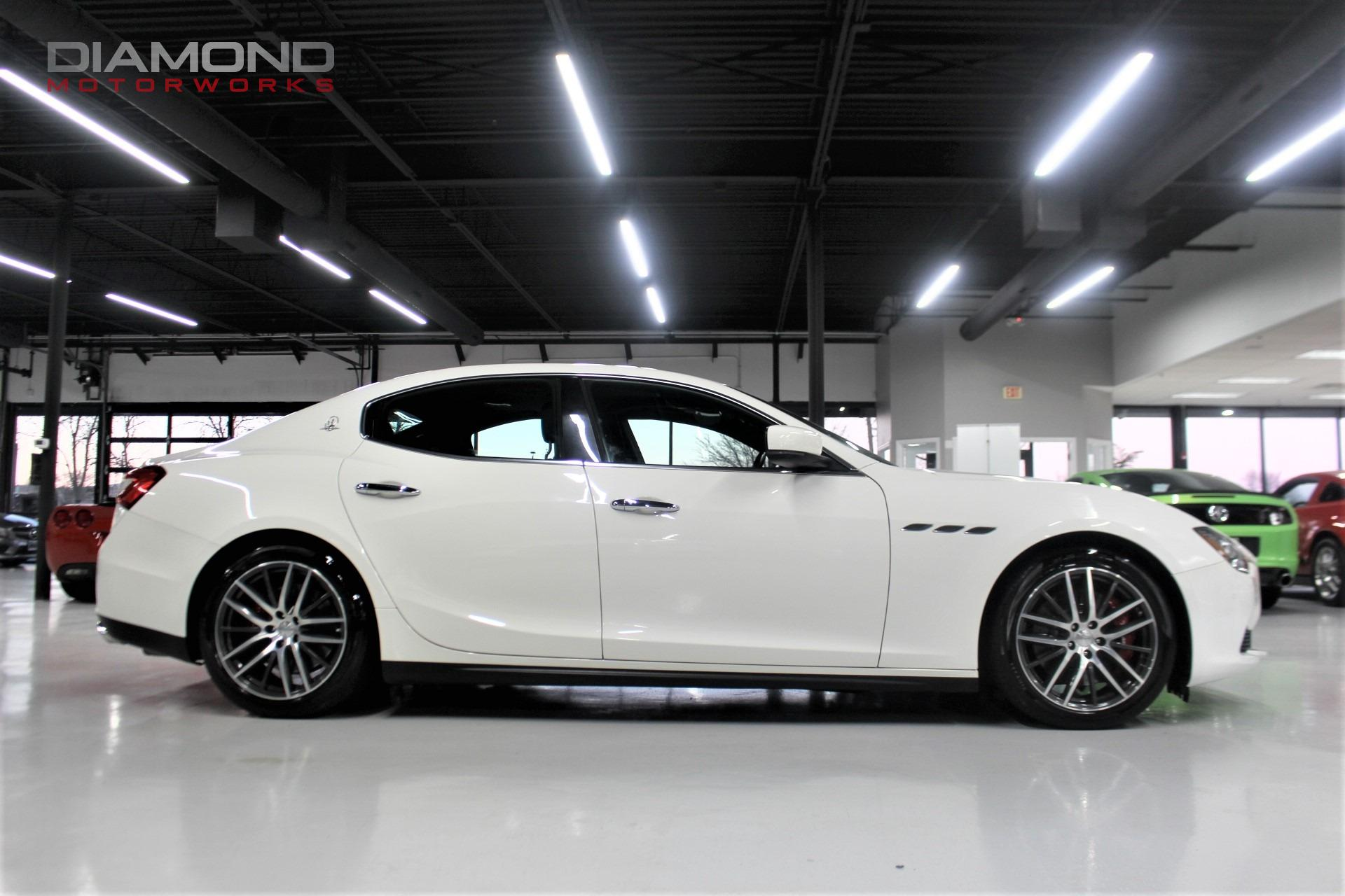 2015 Maserati Ghibli S Q4 Stock # 139053 for sale near Lisle