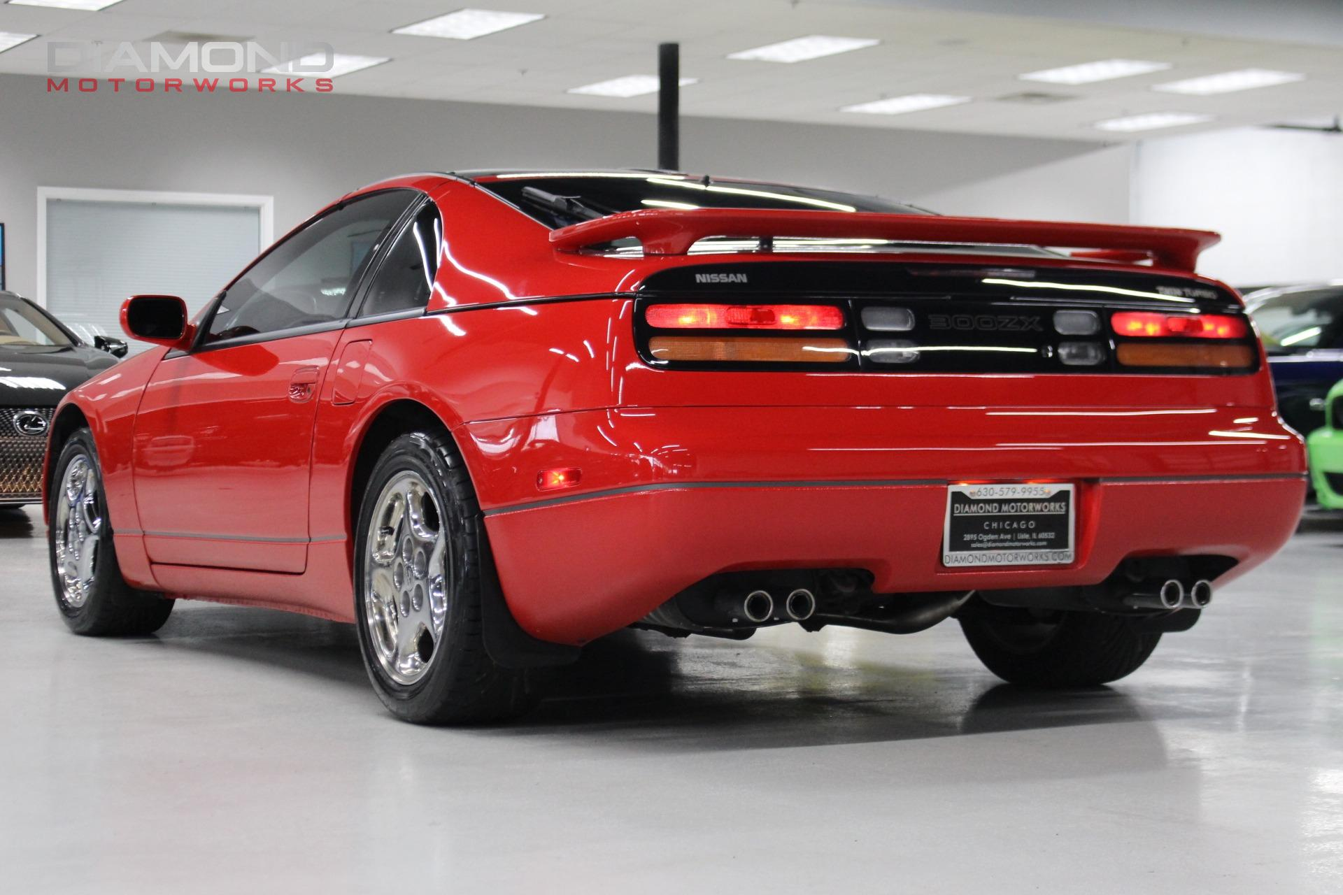 Used-1996-Nissan-300ZX-Turbo
