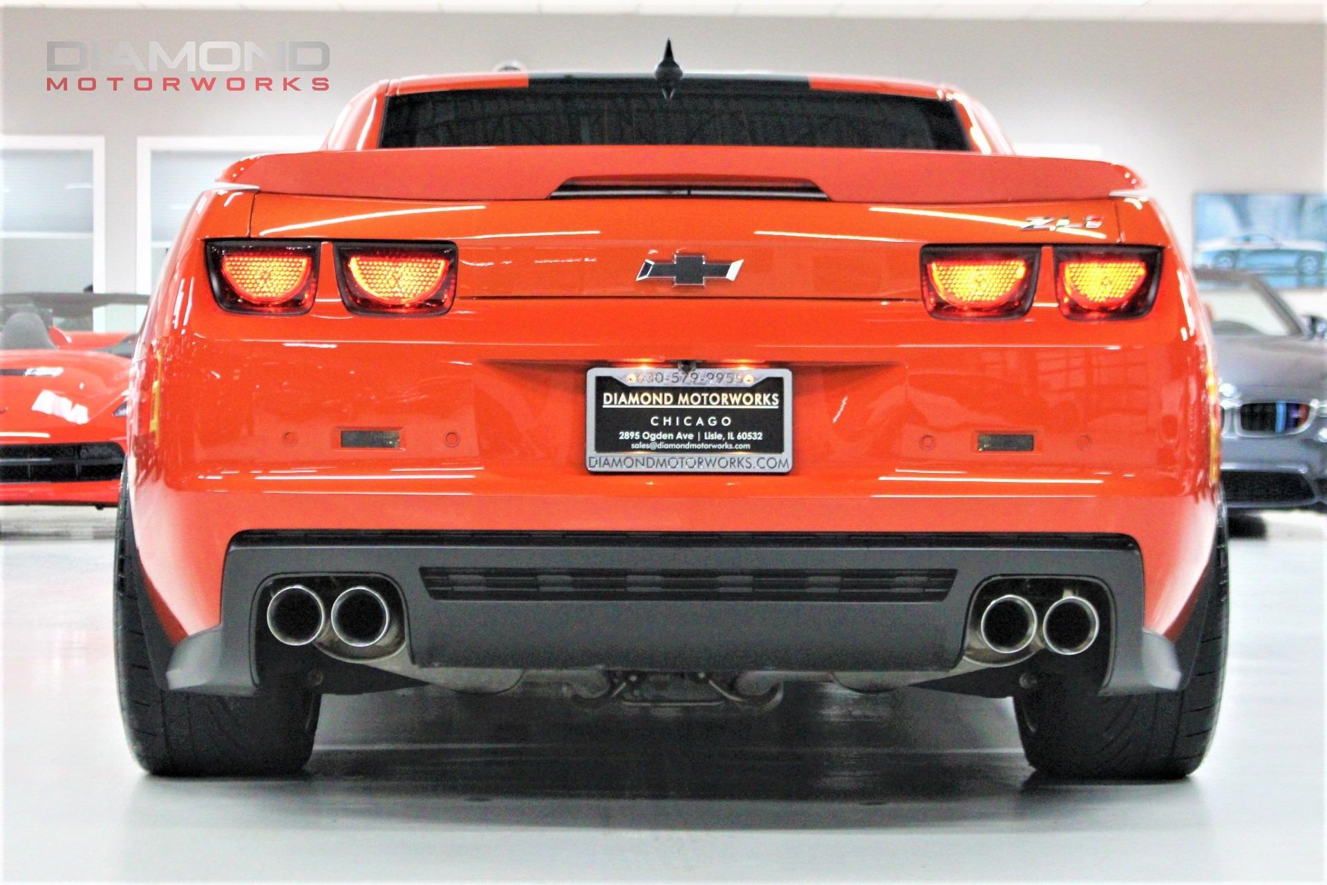 2012 Chevrolet Camaro Zl1 Stock 800290 For Sale Near