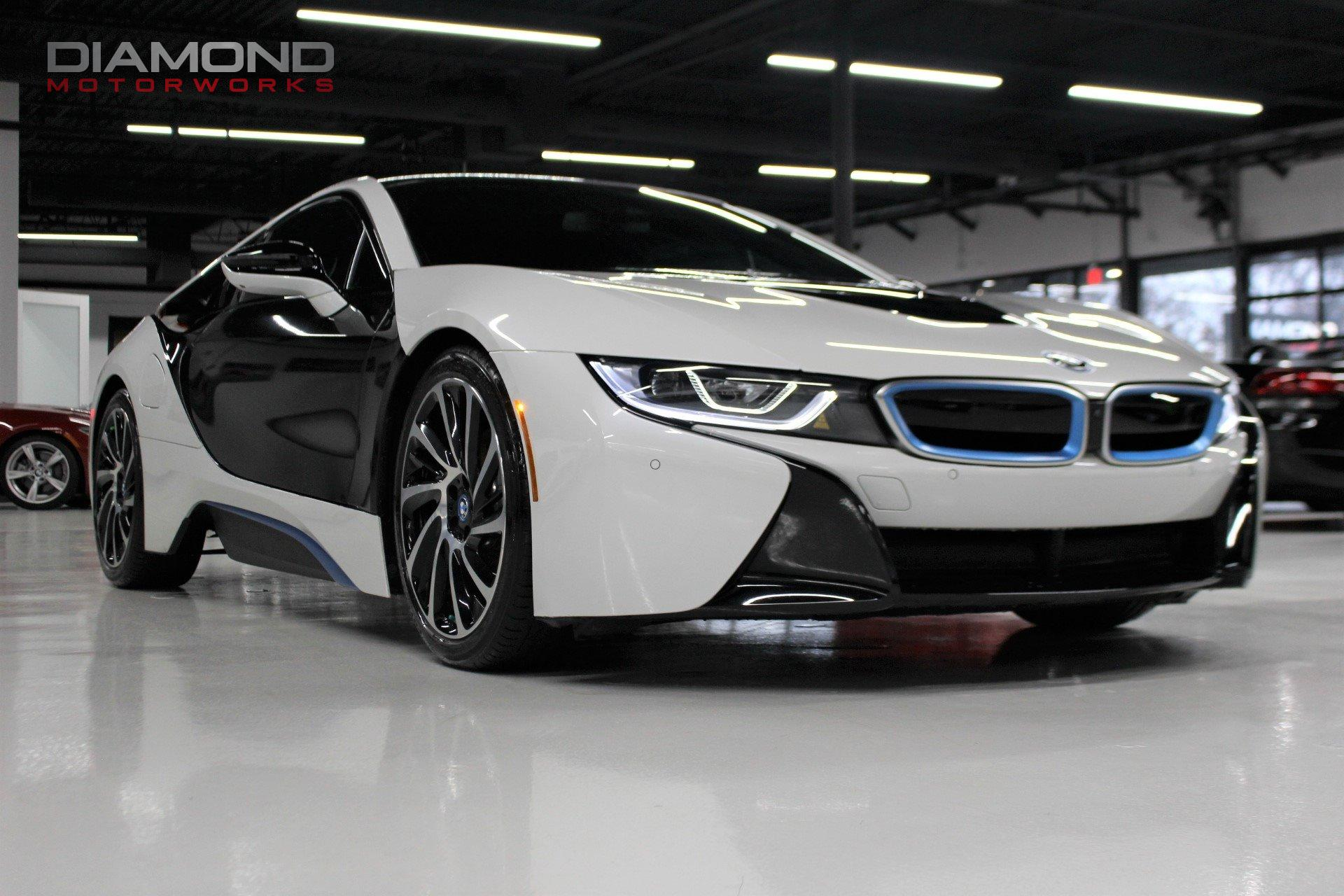 2016 Bmw I8 Giga World Trim Stock 675381 For Sale Near Lisle Il