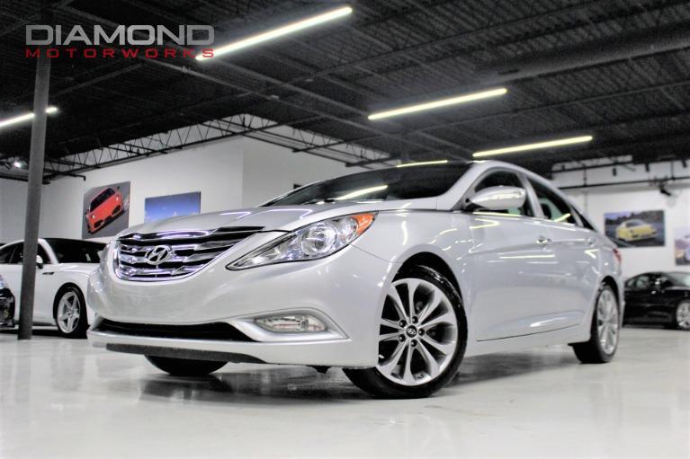 2013 Hyundai Sonata Limited 2 0T Stock # 598159 for sale near Lisle