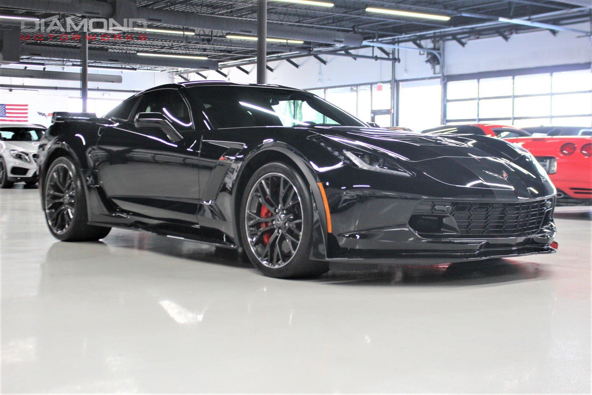 2016 Corvette Z07 >> 2016 Chevrolet Corvette Z06 3LZ Z07 Stock # 606059 for