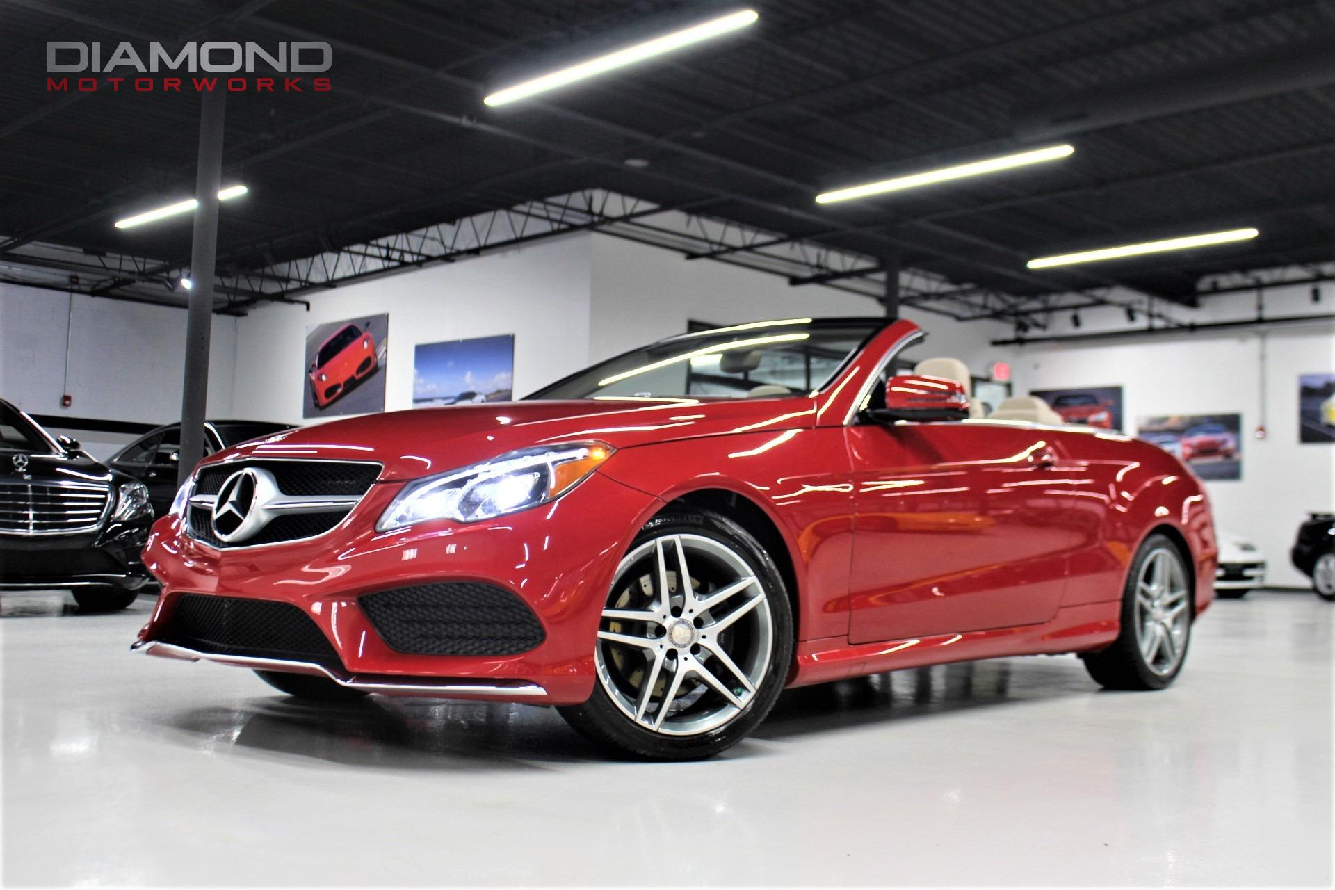 2016 Mercedes Benz E Class E 400 Stock 341752 For Sale
