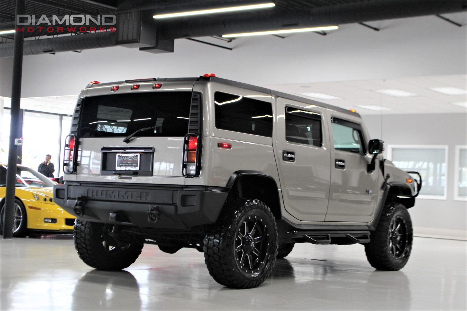 Used-2004-HUMMER-H2