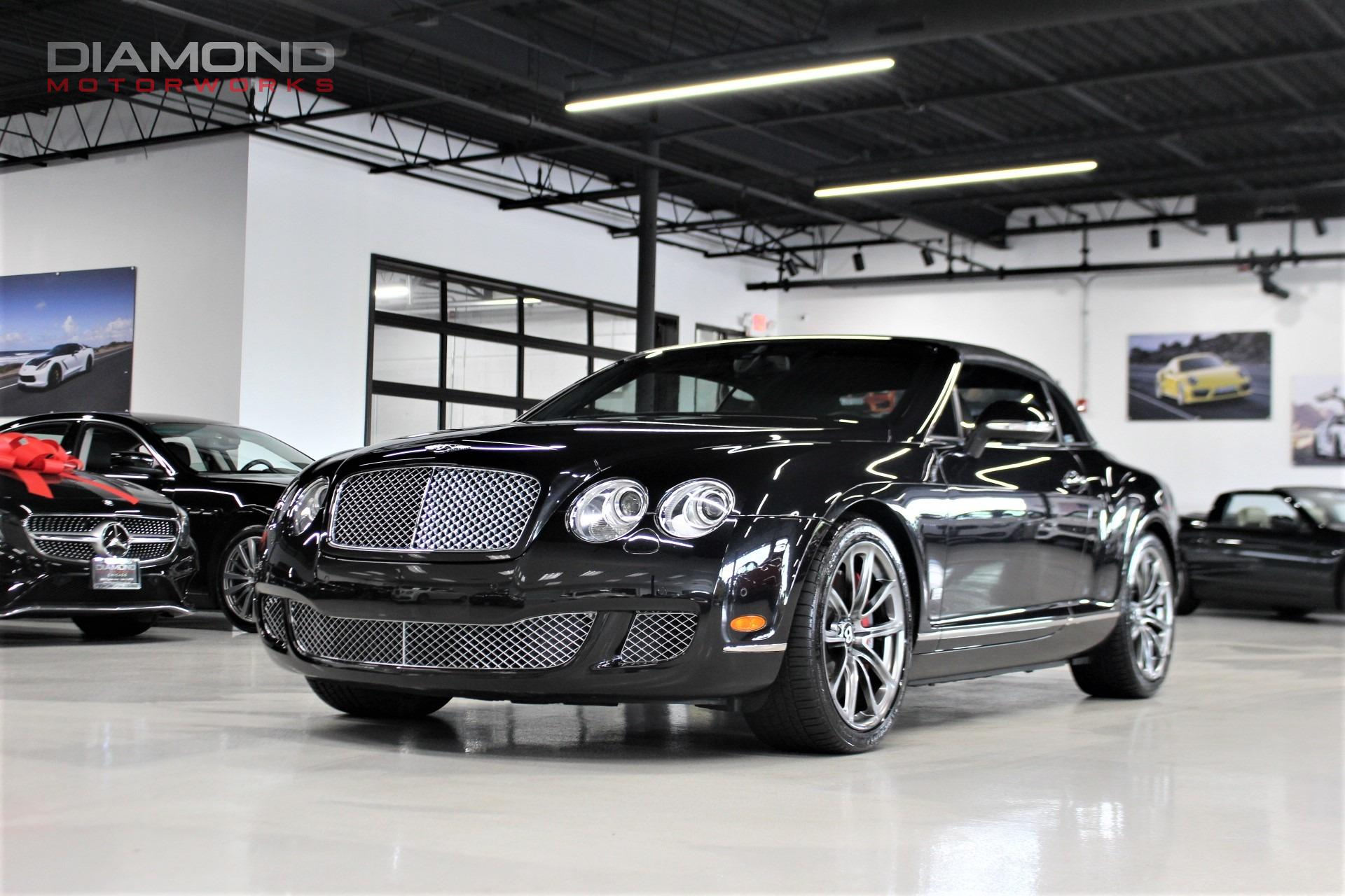 2011 Bentley Continental GT Speed Stock # 070402 for sale ...