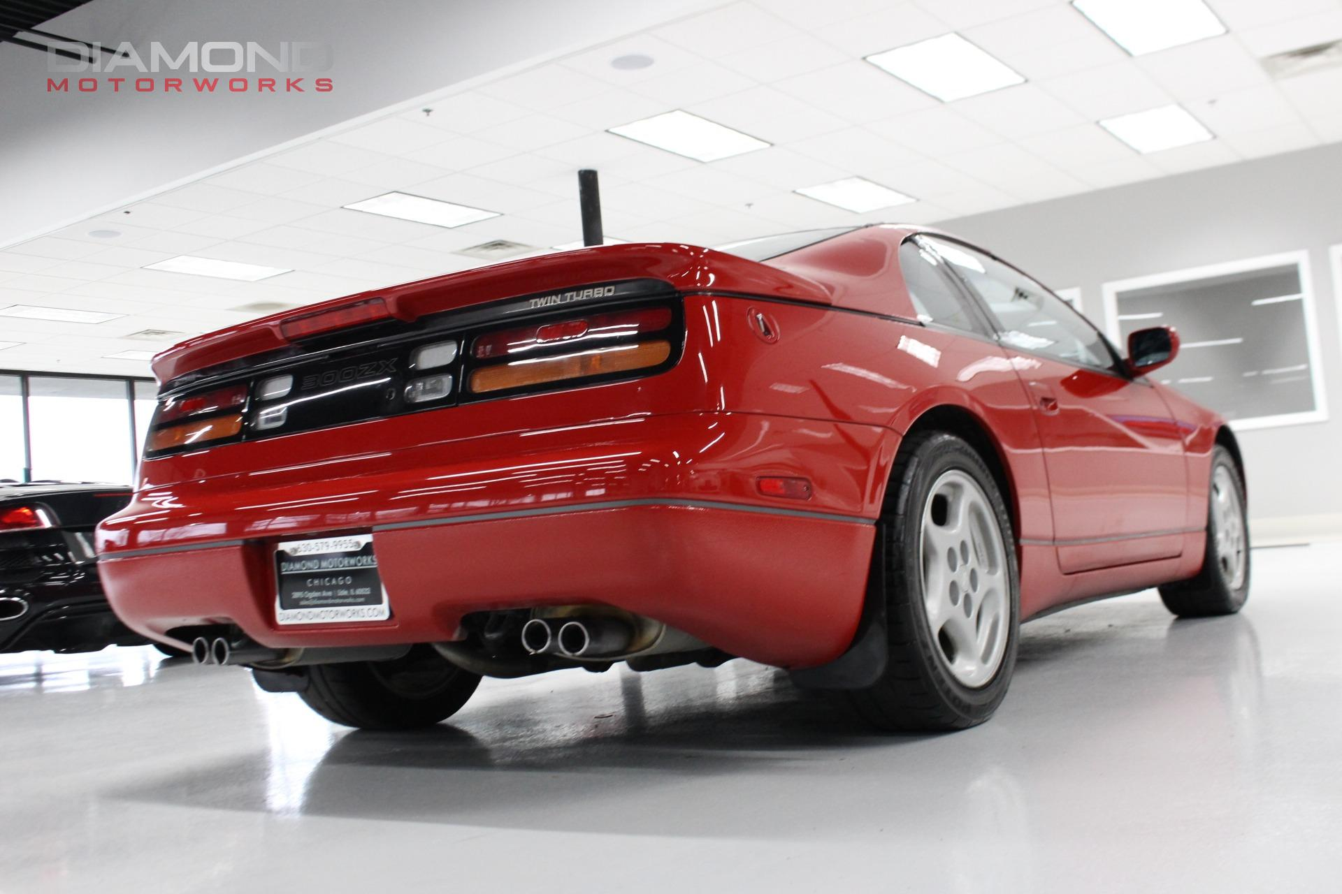 used 1990 nissan 300zx twin turbo. Black Bedroom Furniture Sets. Home Design Ideas