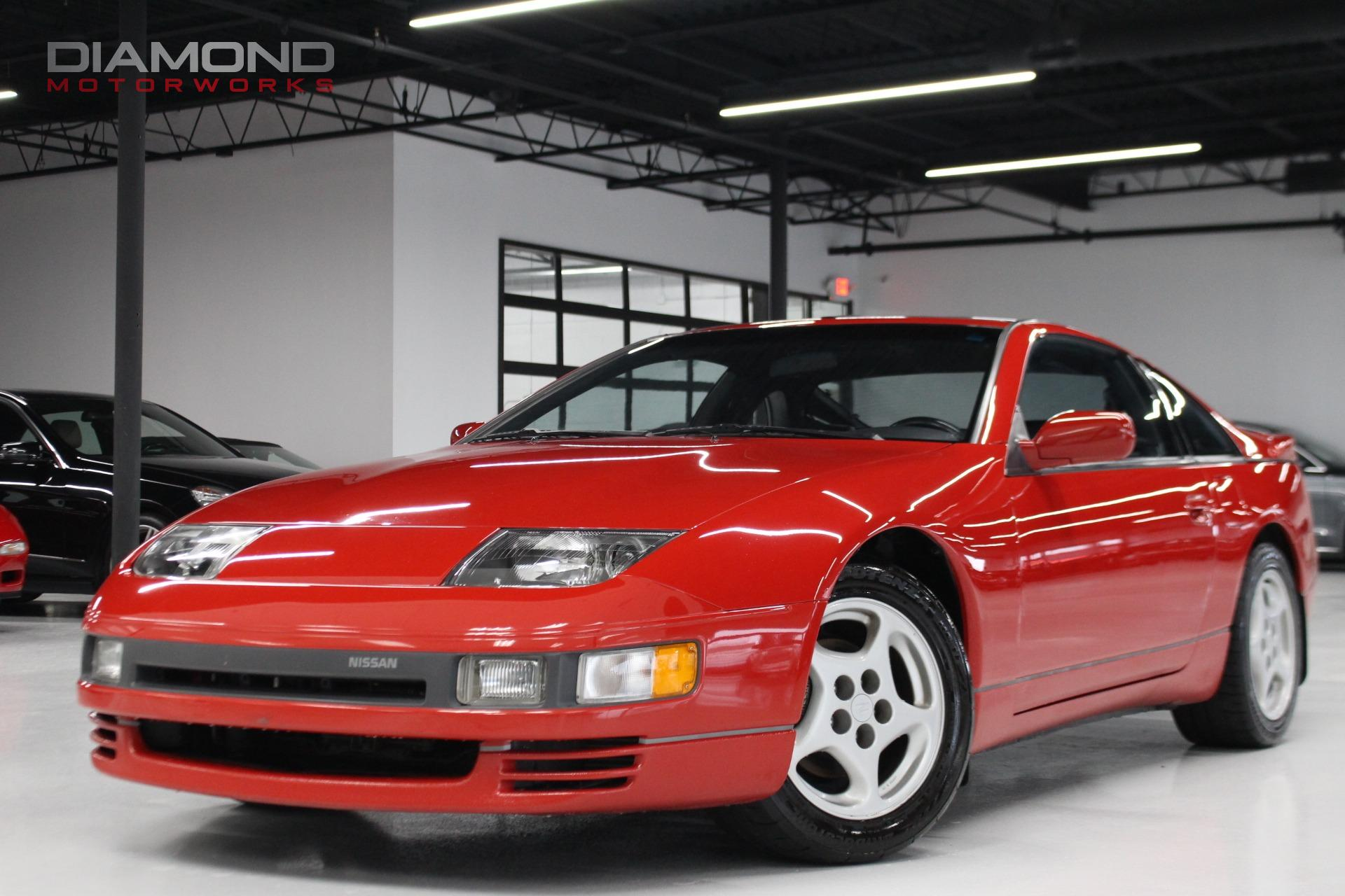 1990 nissan 300zx twin turbo stock 686 for sale near lisle il il nissan dealer. Black Bedroom Furniture Sets. Home Design Ideas